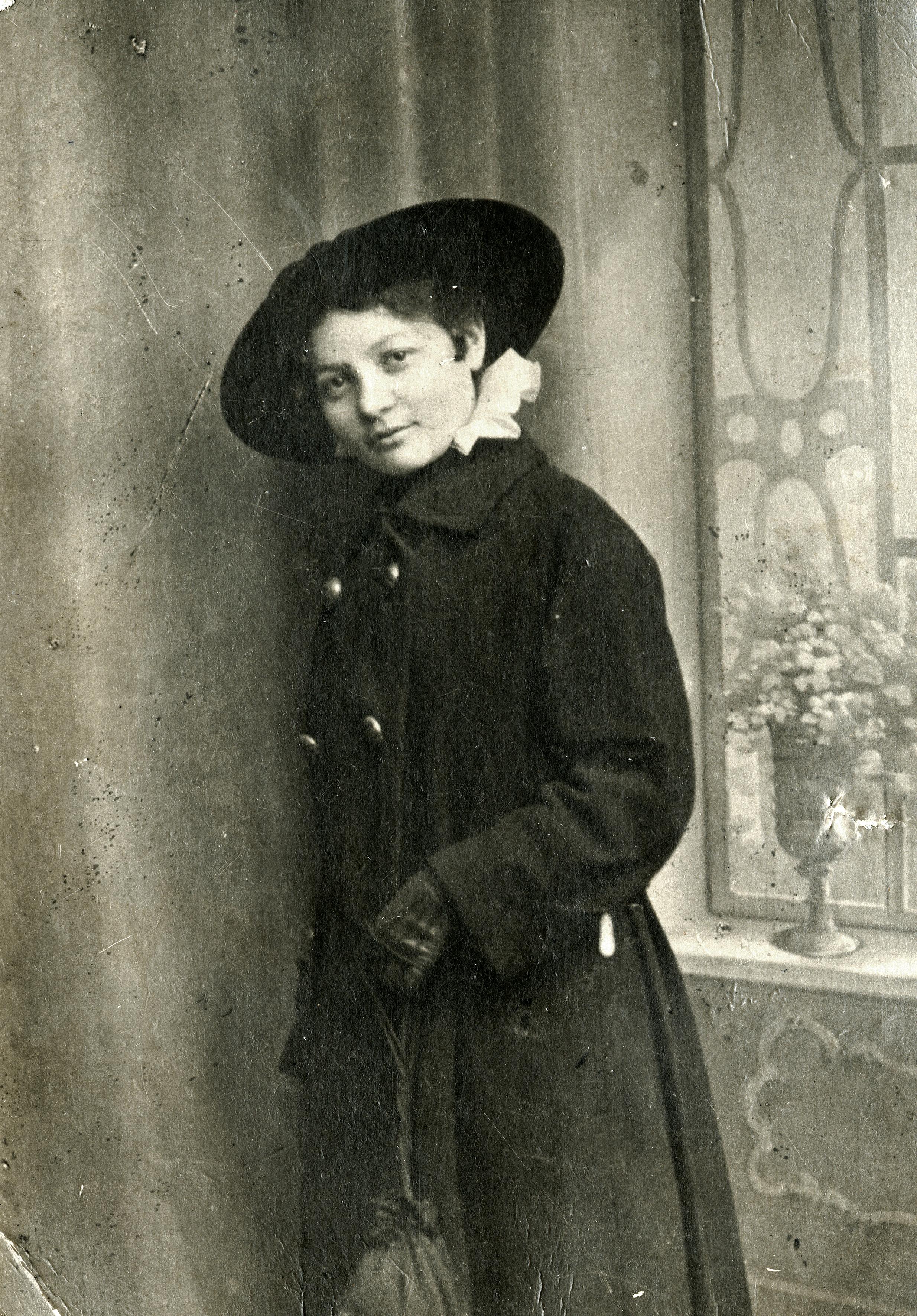 Fanny Grossmanns Tante Sophie