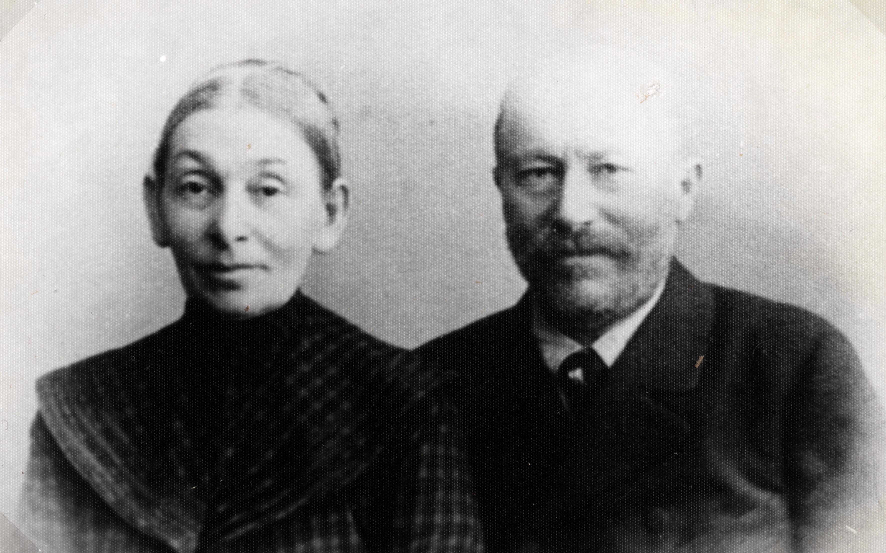 Rosa und Jakob Singer