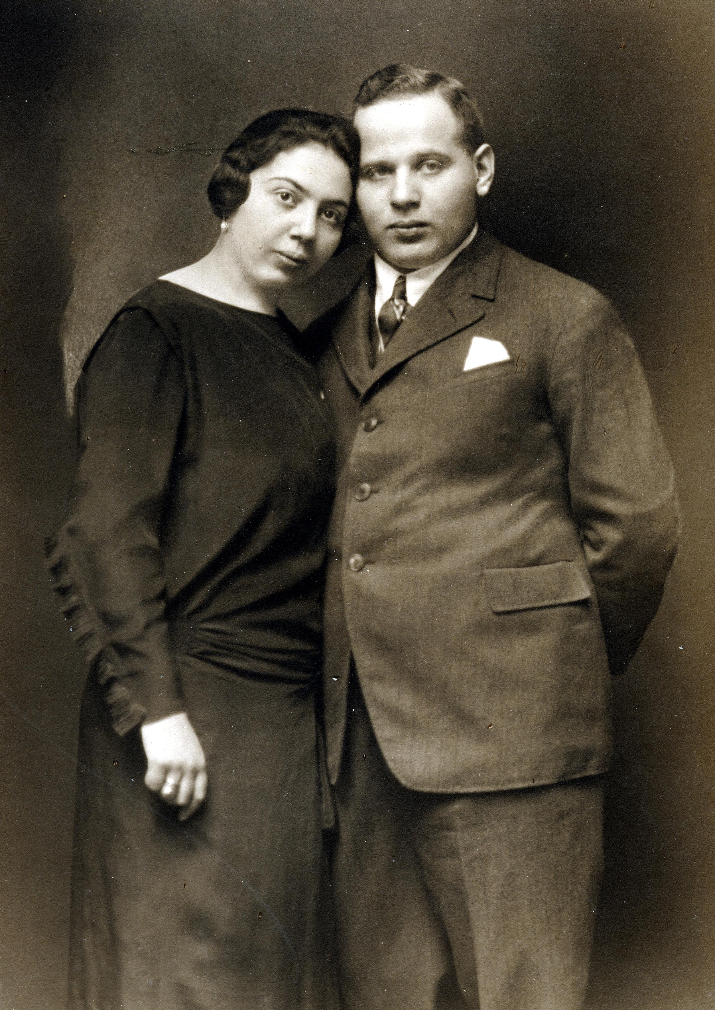 Camilla Freuder und Norbert Freuder