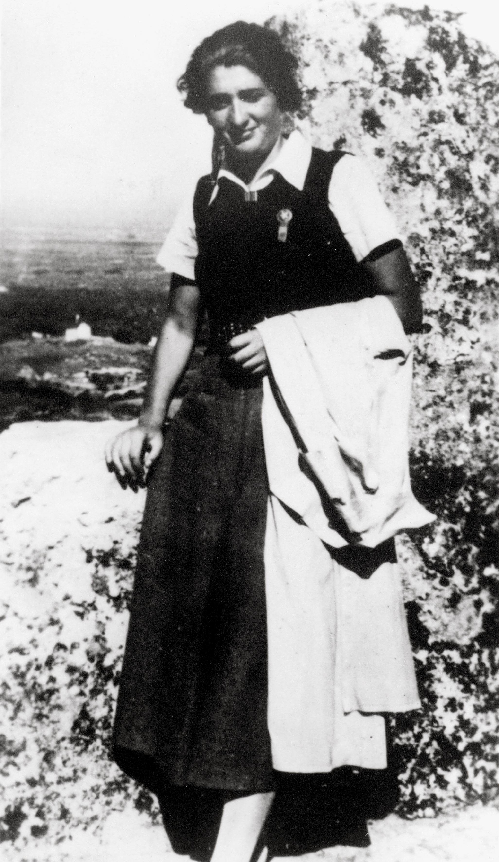 Hanny Hiegers Cousine Martha Geiringer