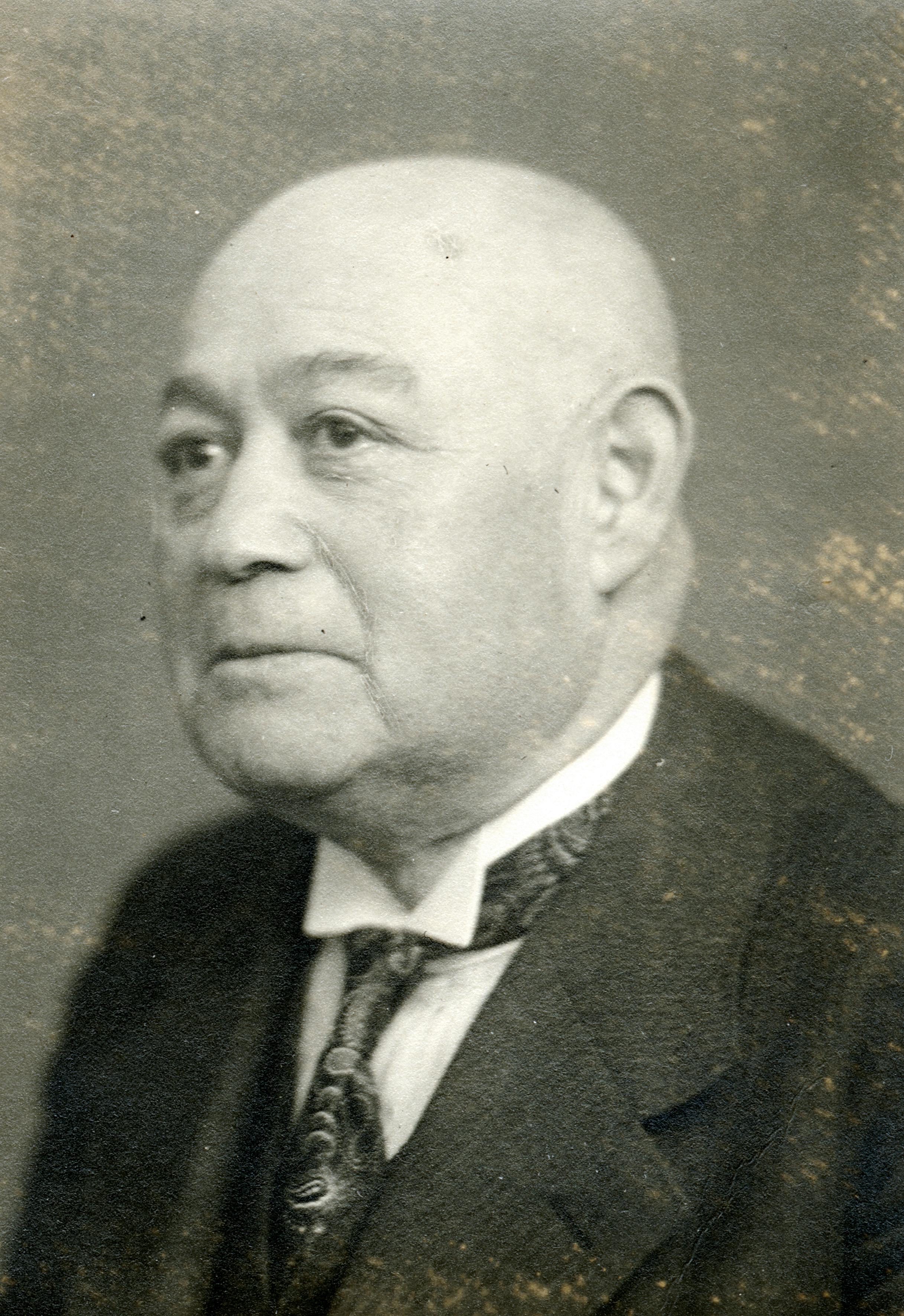 Herbert Lewins Vater Ivan Lewin