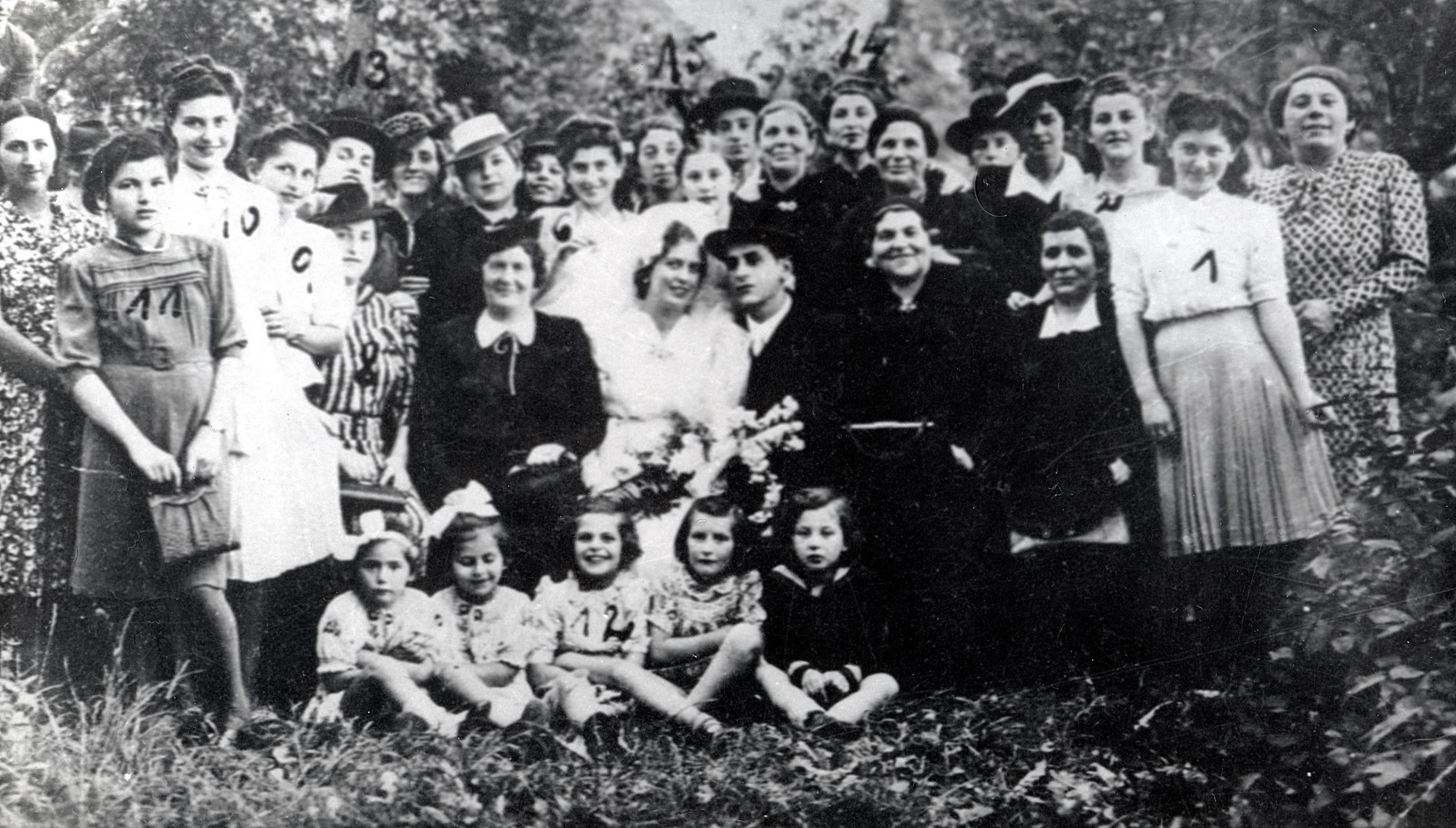 Die Familie von Ettel Eisenberger