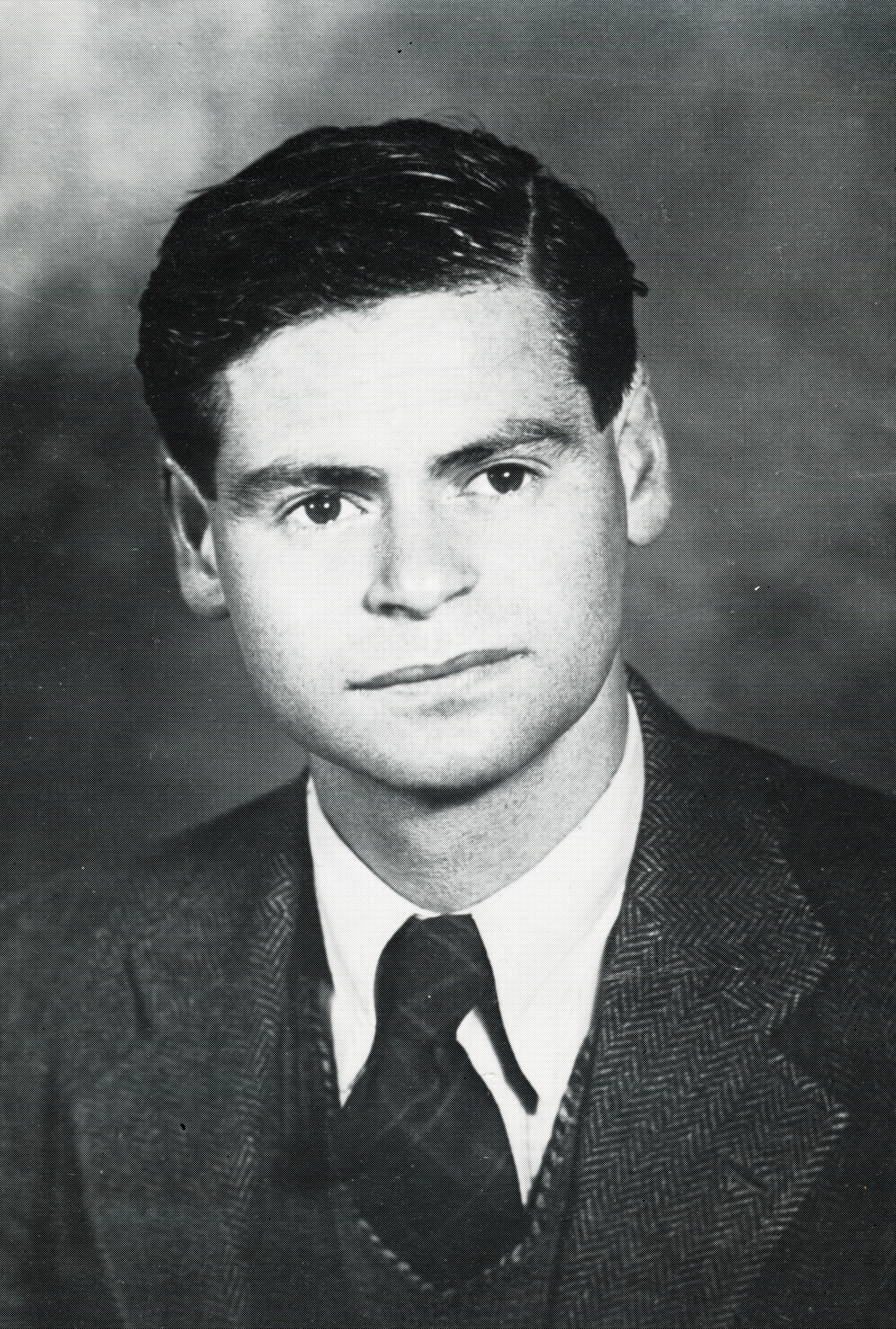 Ludwig Grossmann 1946 in London