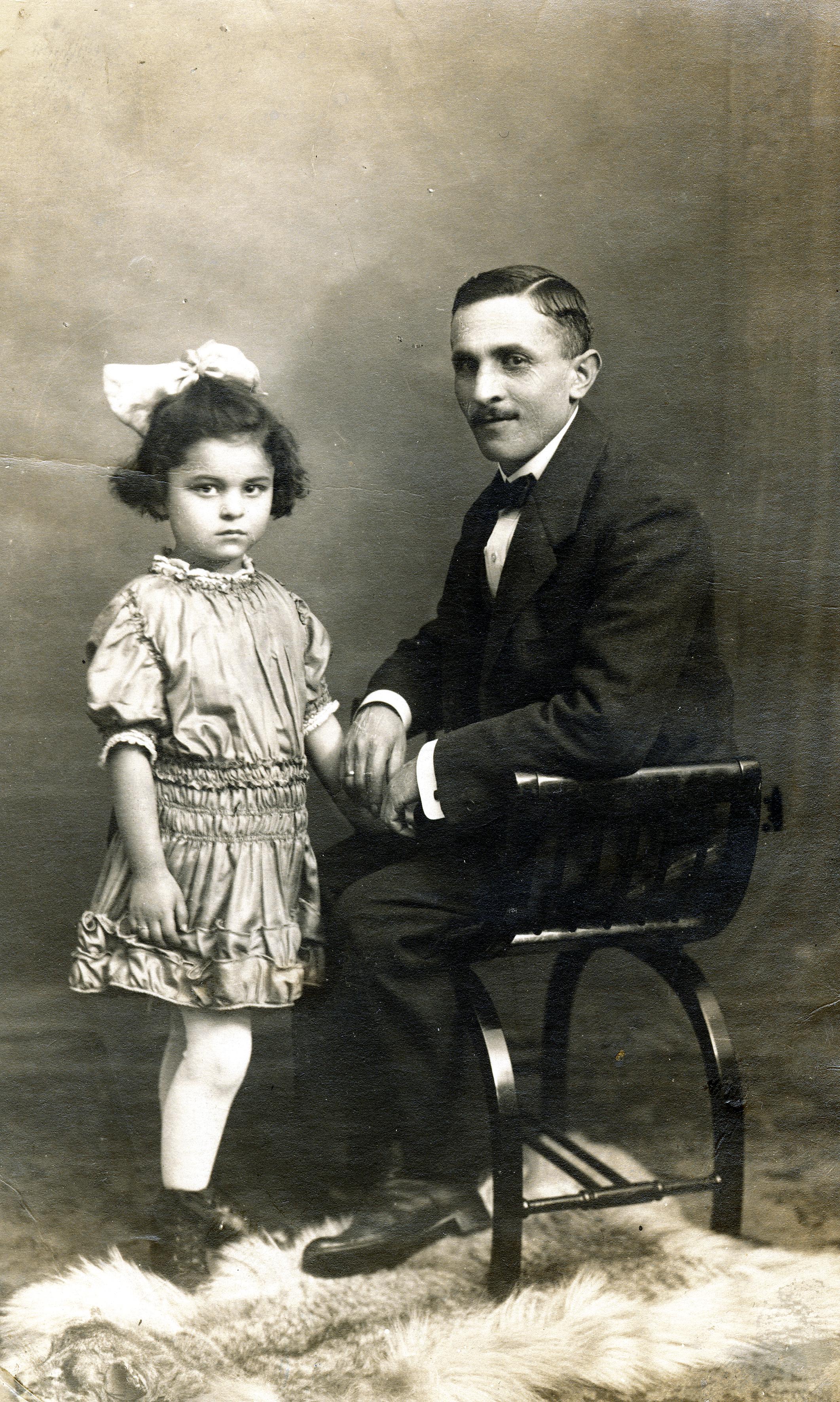 Hermann und Erna Rosner