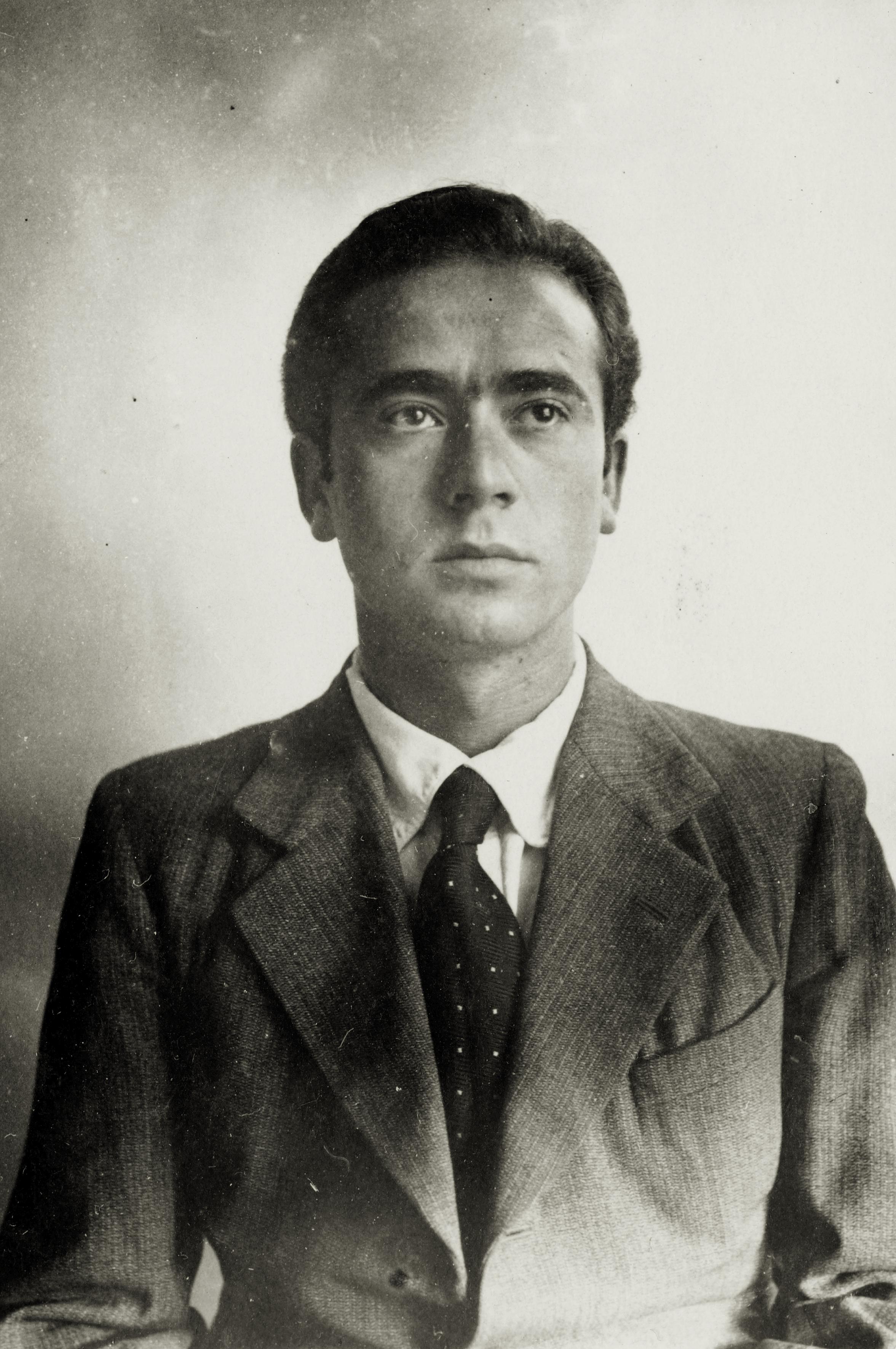 Wilhelm Steiner im Gefängnis