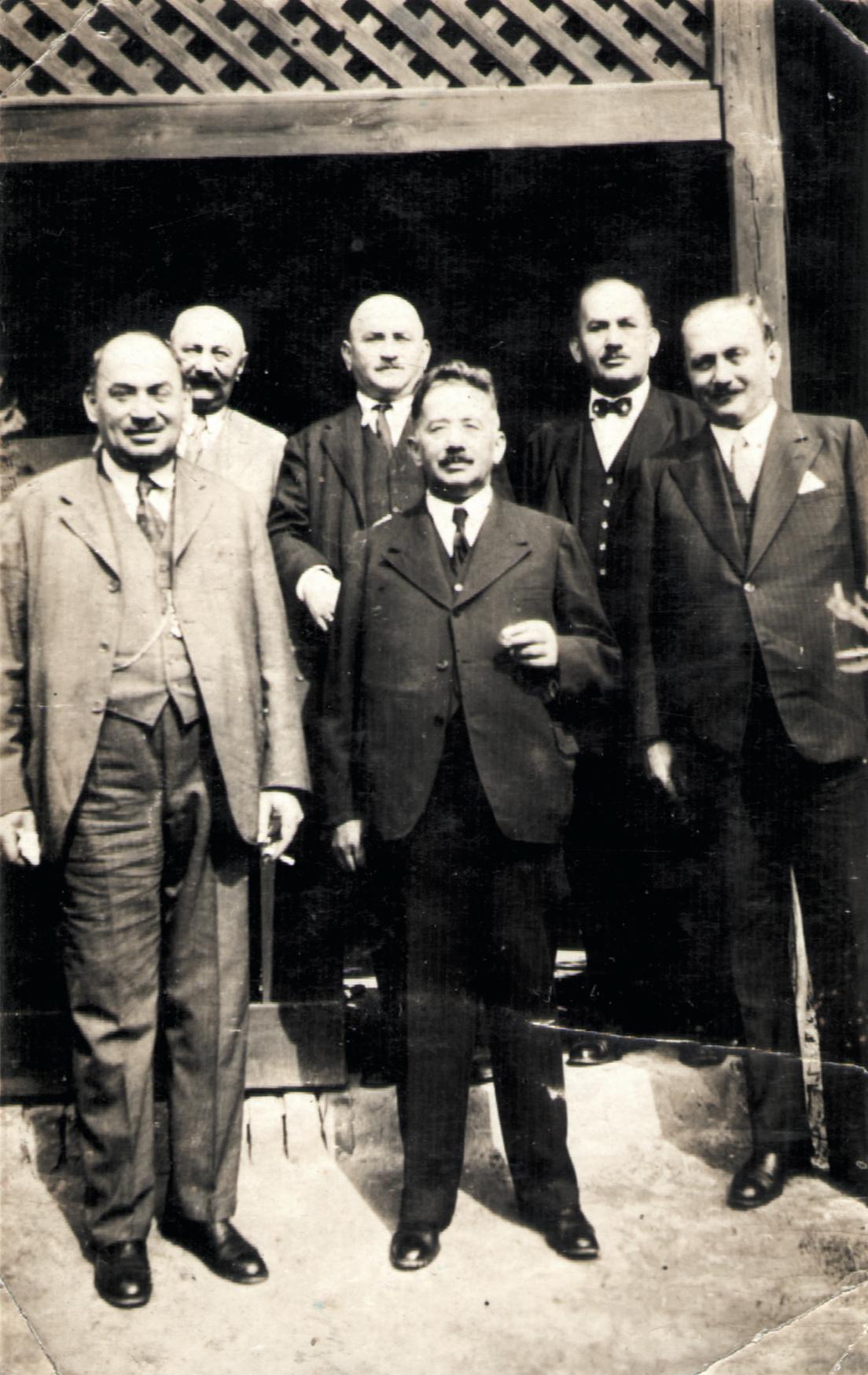 Erdõs Béla és testvérei