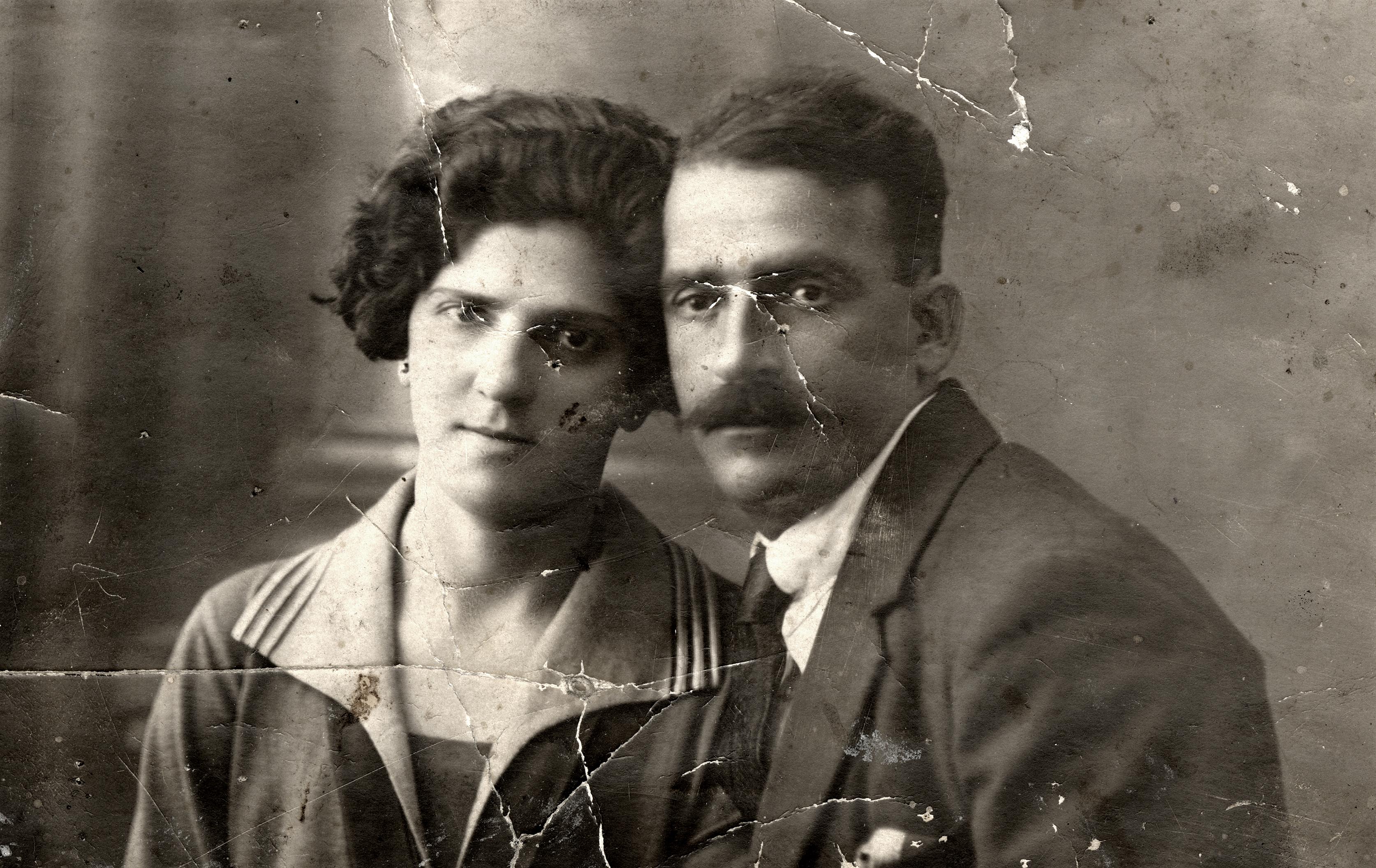 Sultana and Marko Amar