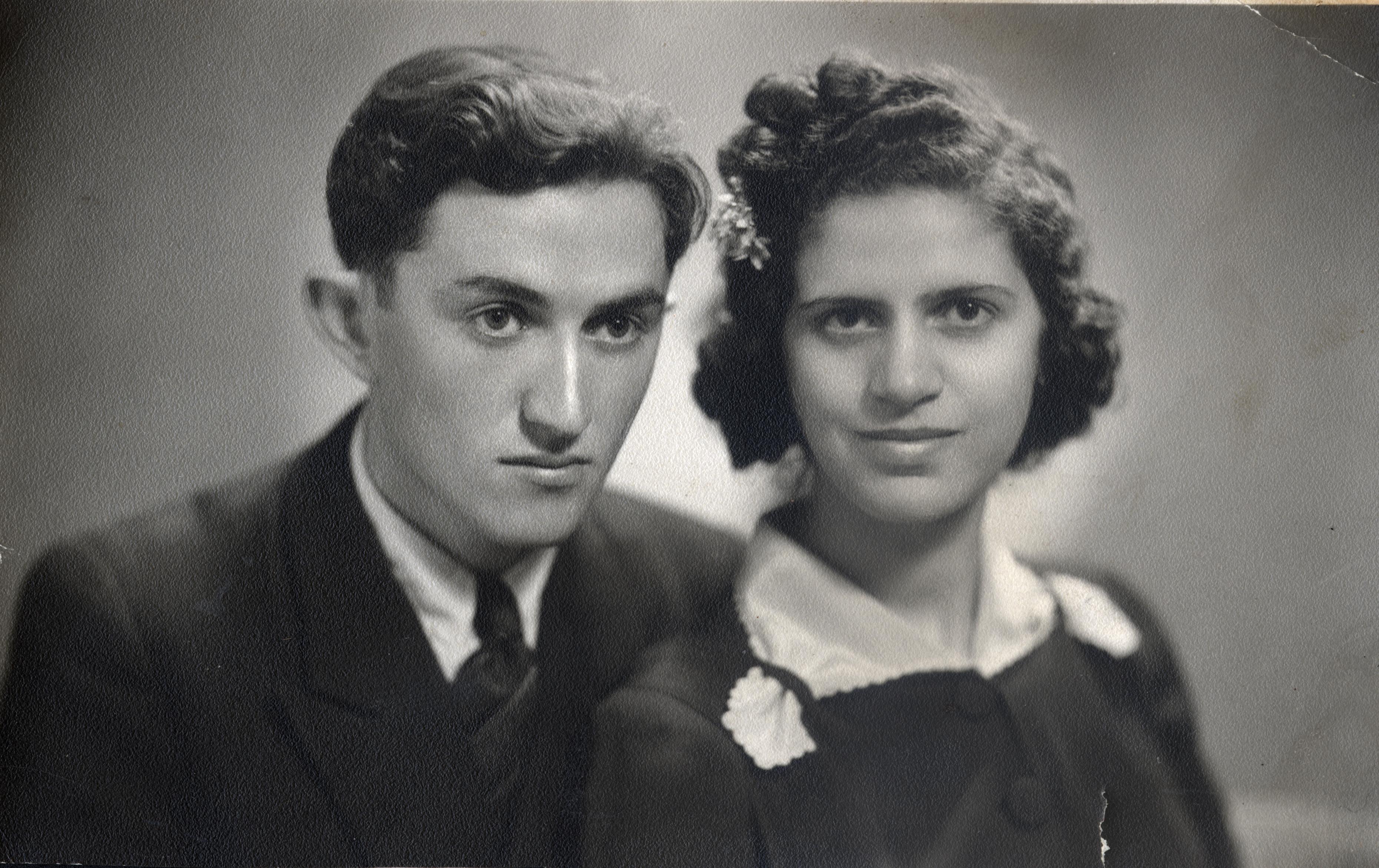 Roza and Leon Anzhel