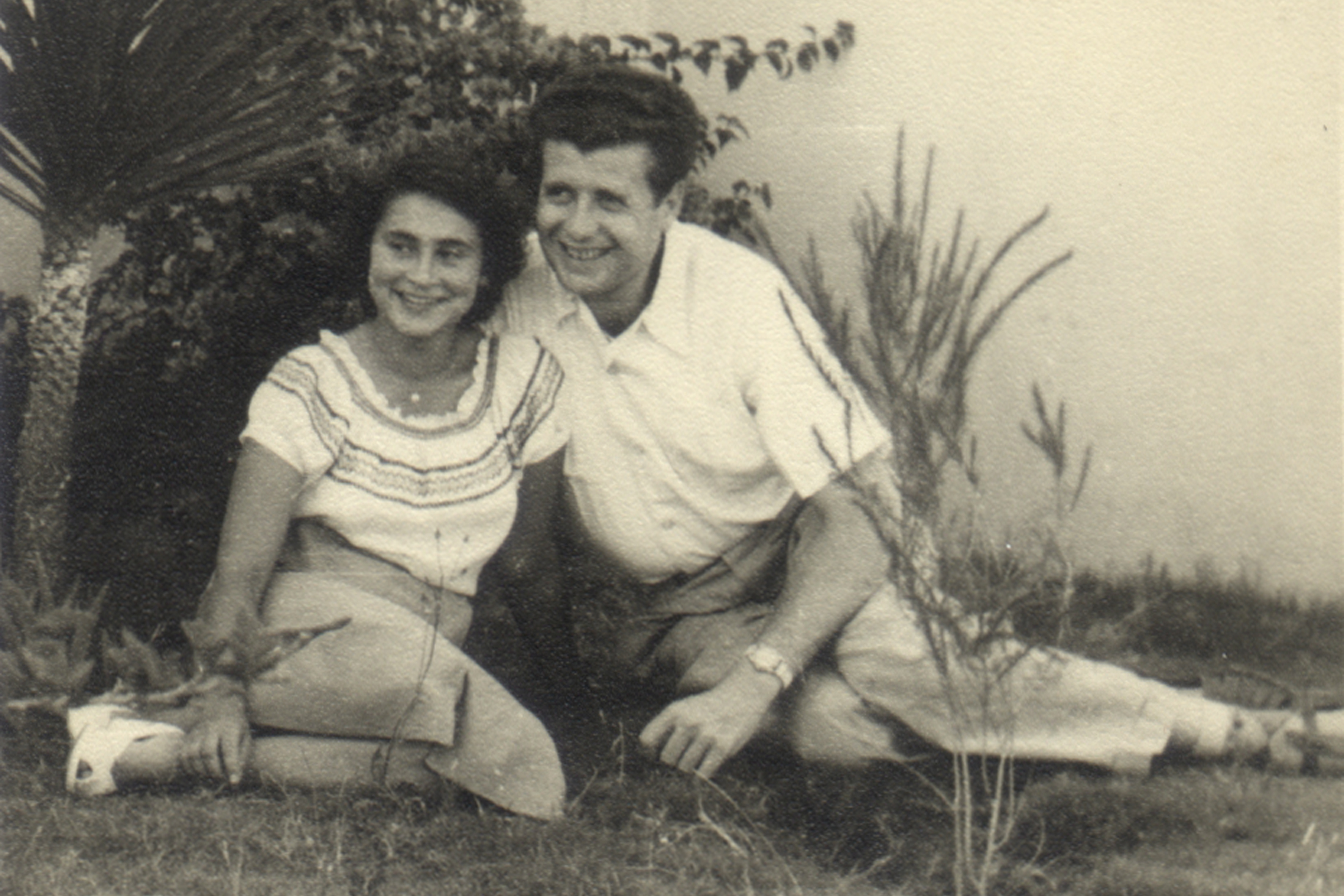 Michal Maud and Oskar Shimon Beer