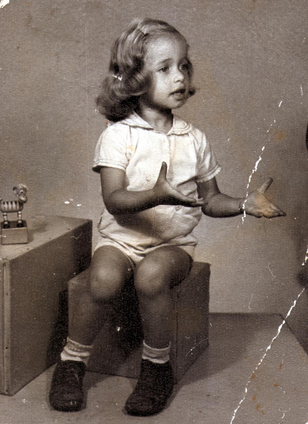 Jozsef Faludi's middle son, Elek Faludi