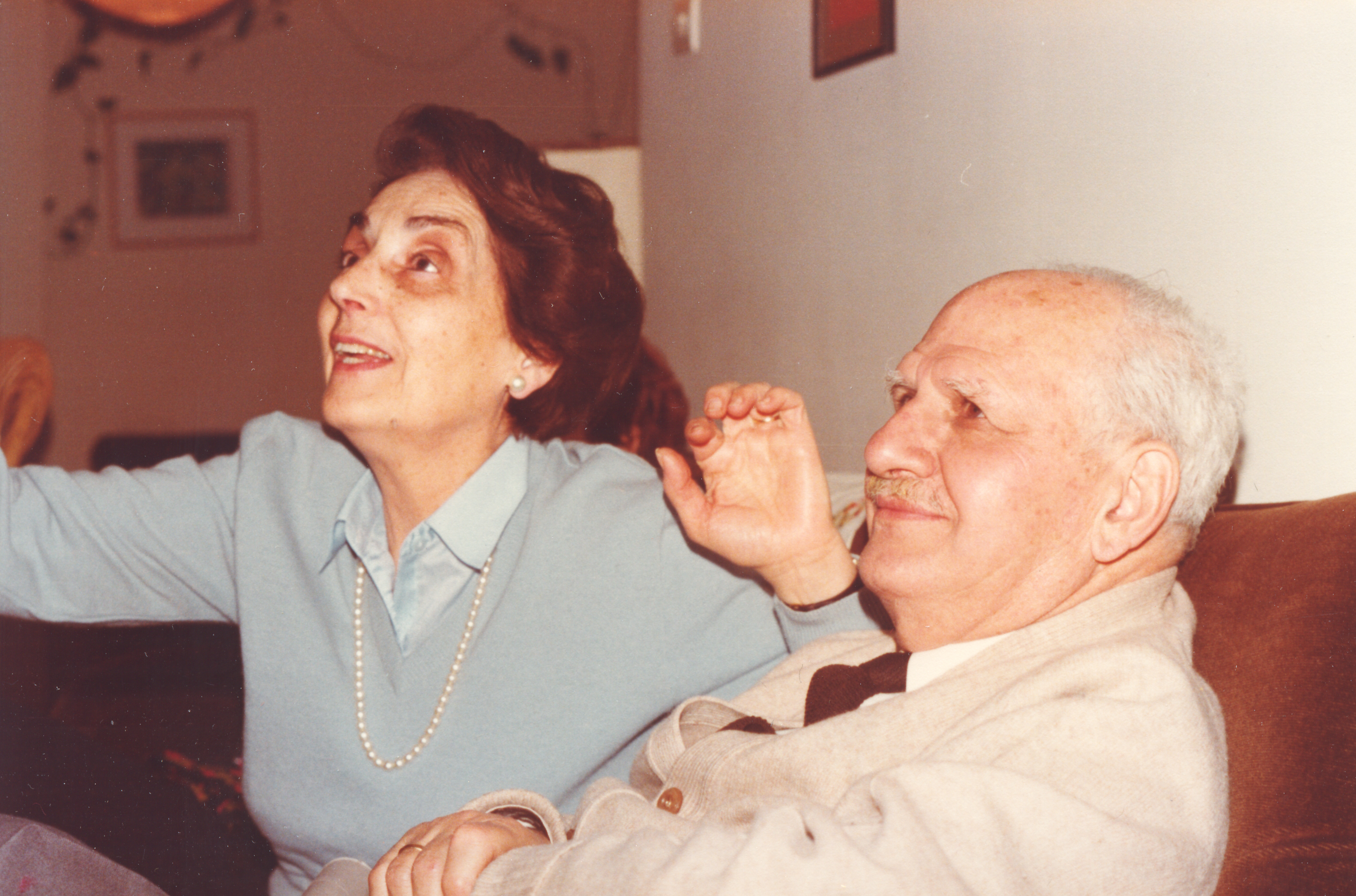 Renee and Solon Molho