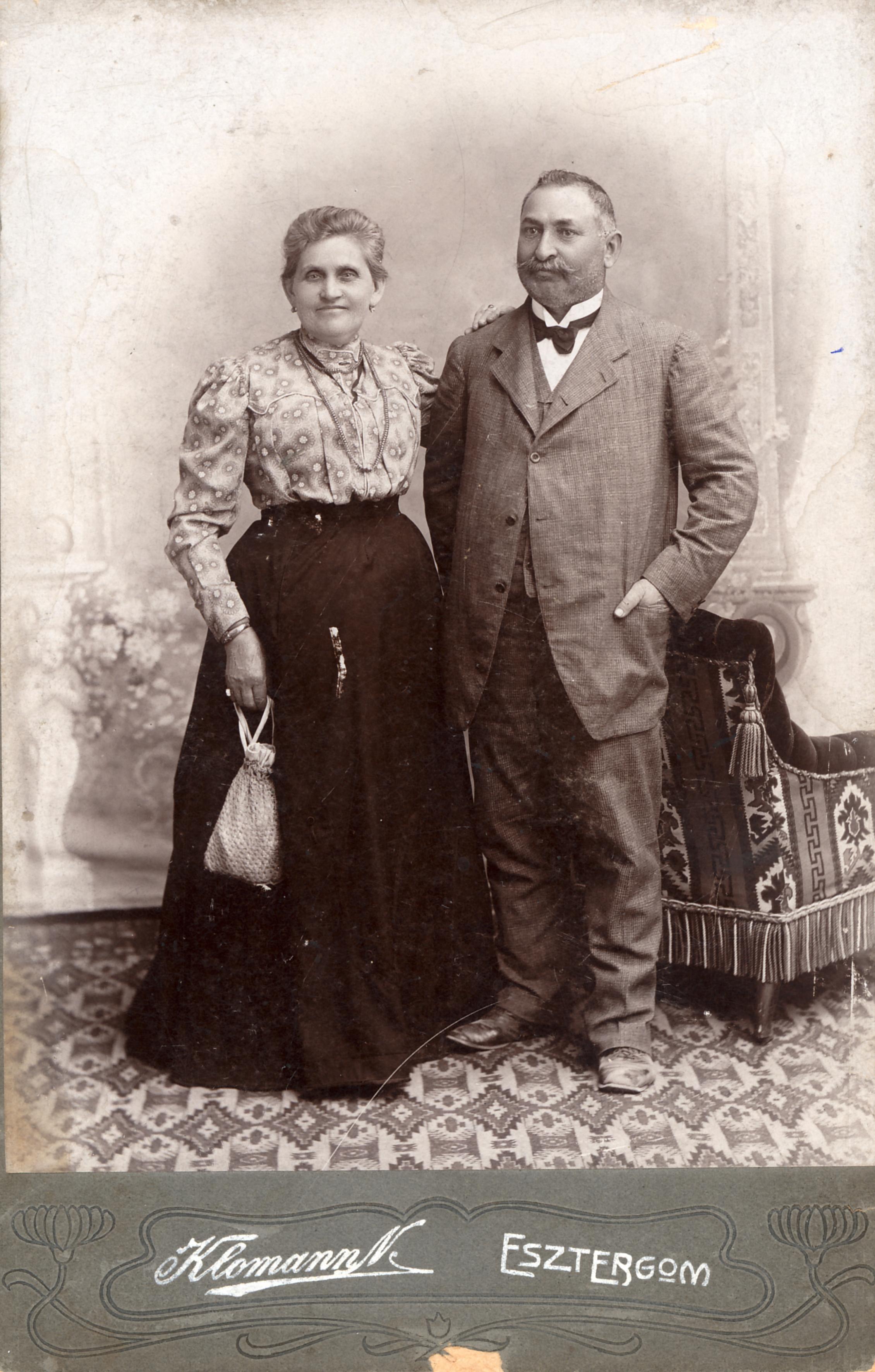 Weiner Ignác és neje, szül. Stern Johanna