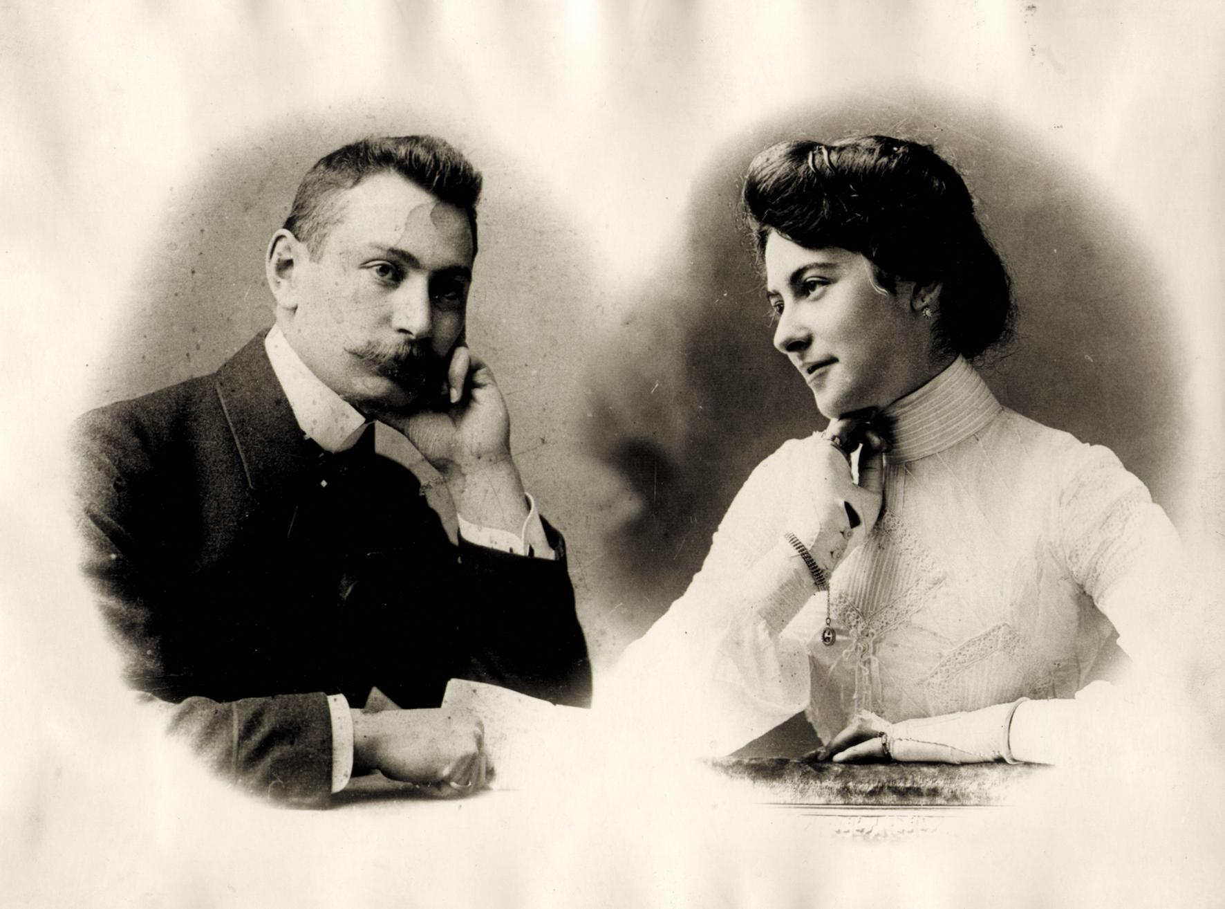 Braun Zsigmond és Zsigmondné