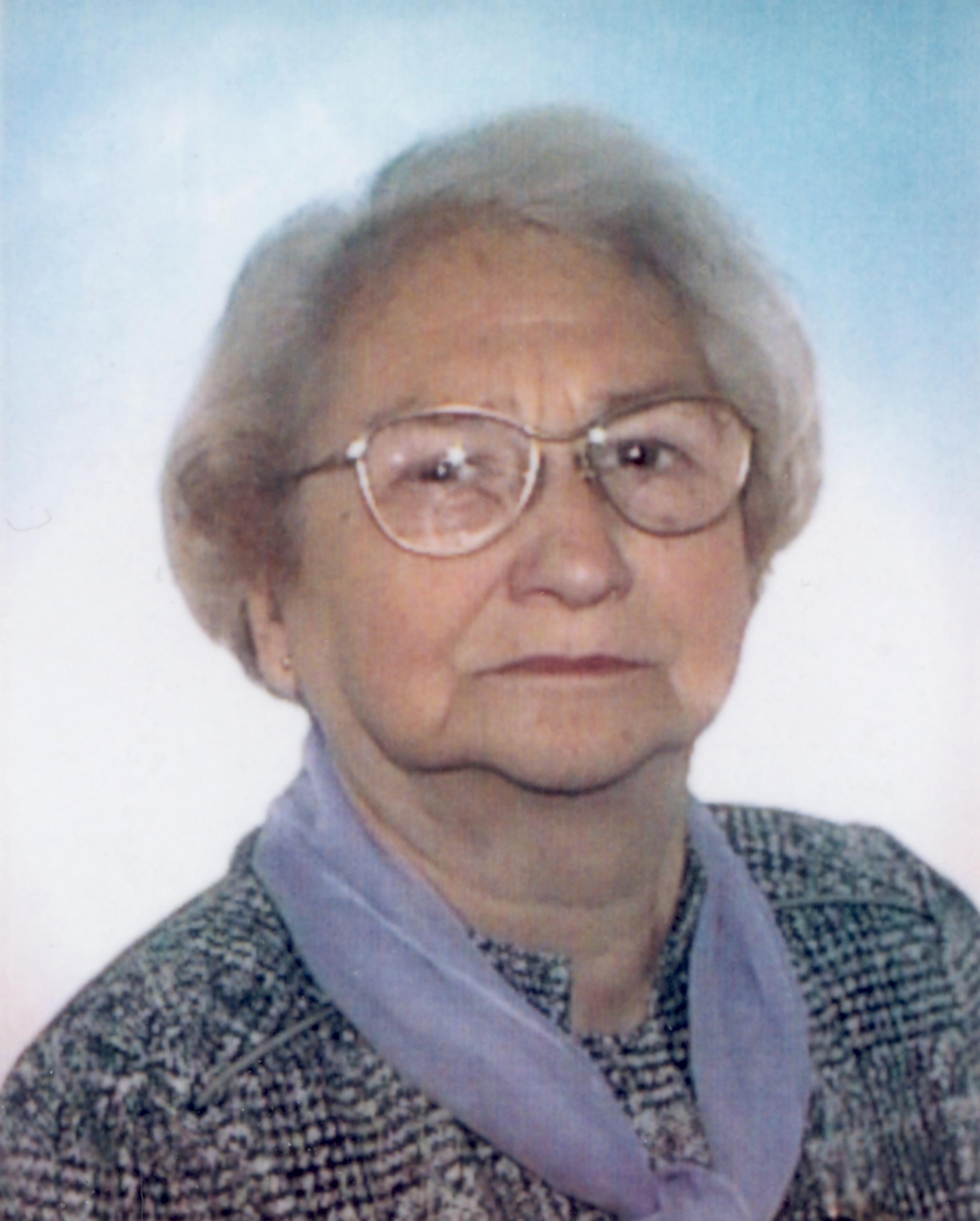 Váradi Richárdné 80 évesen