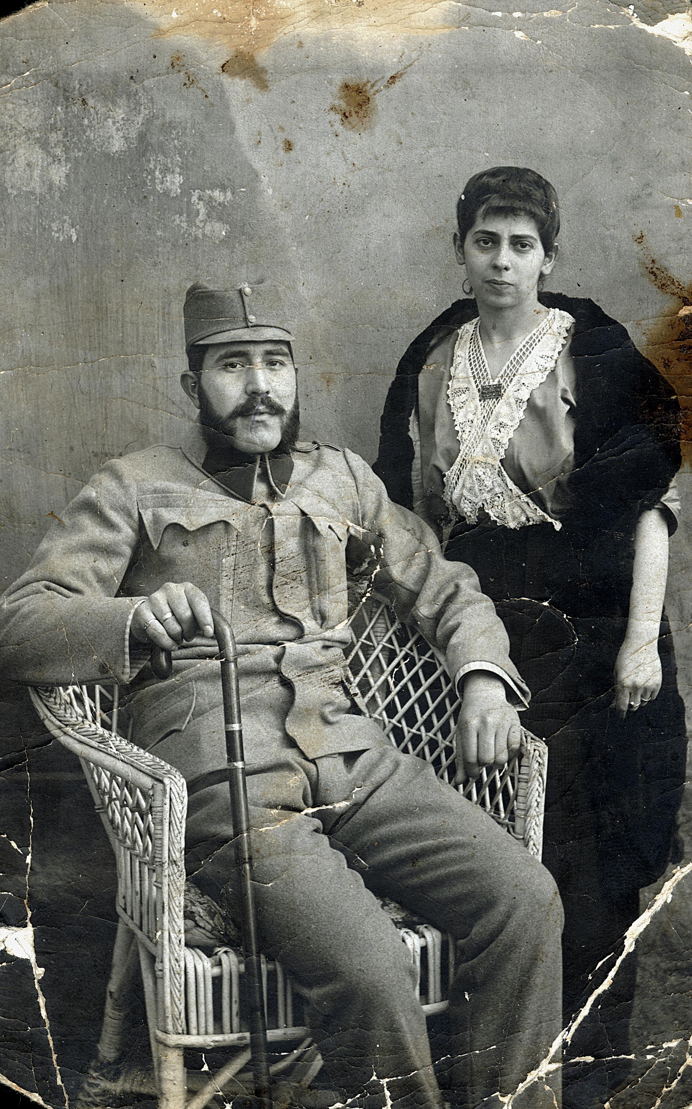 Alfred und Elsa Klein