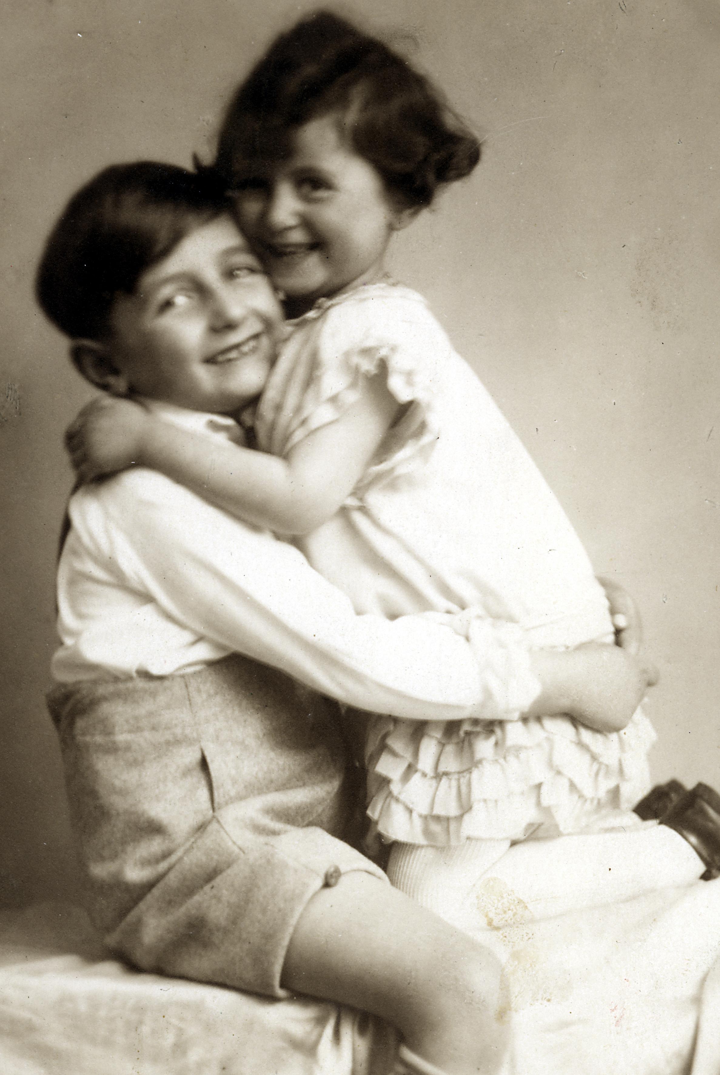 Edith und Kurt  Stiassny