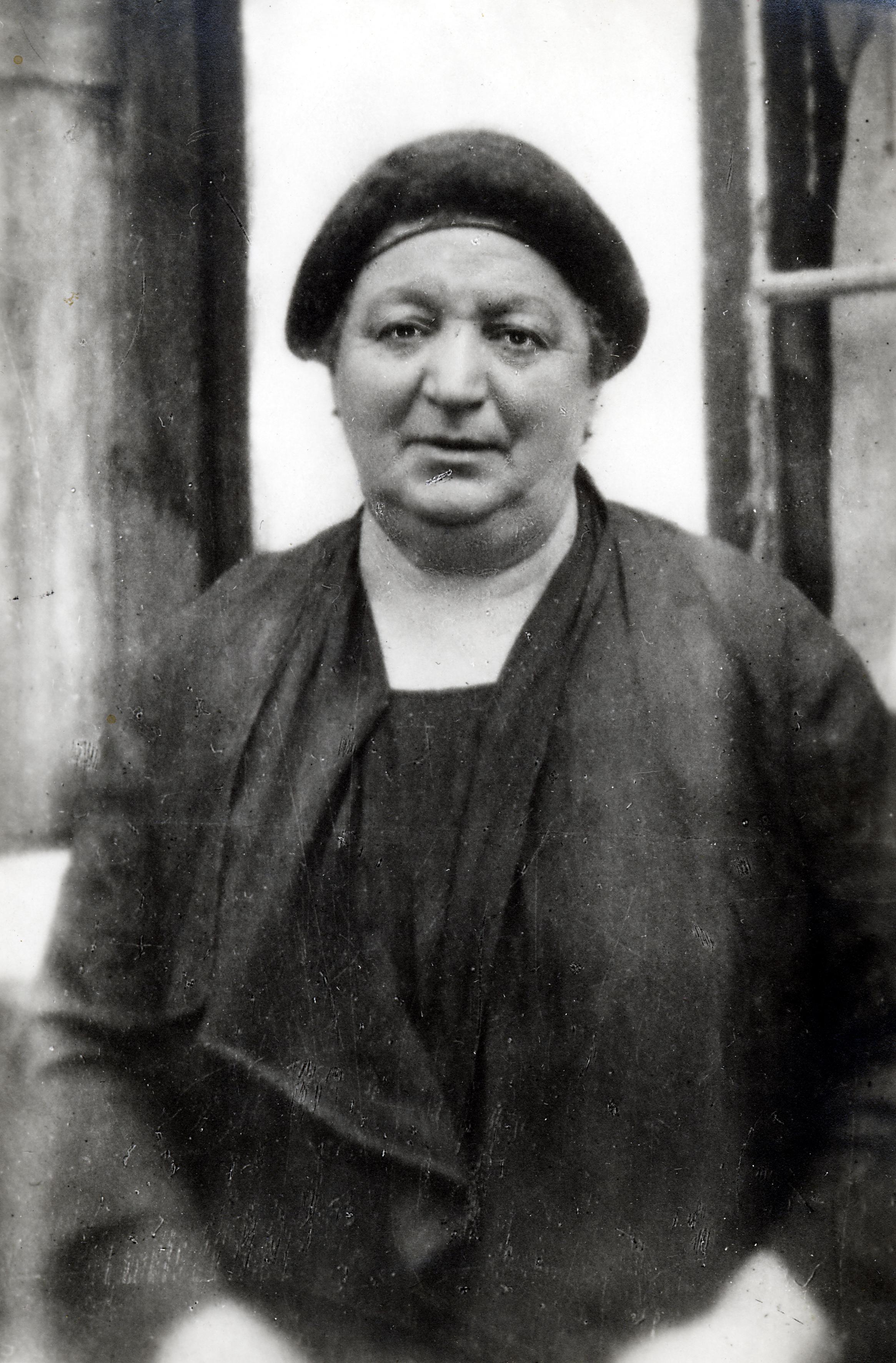 Lilli Tauber's step-grandmother Anna Schischa