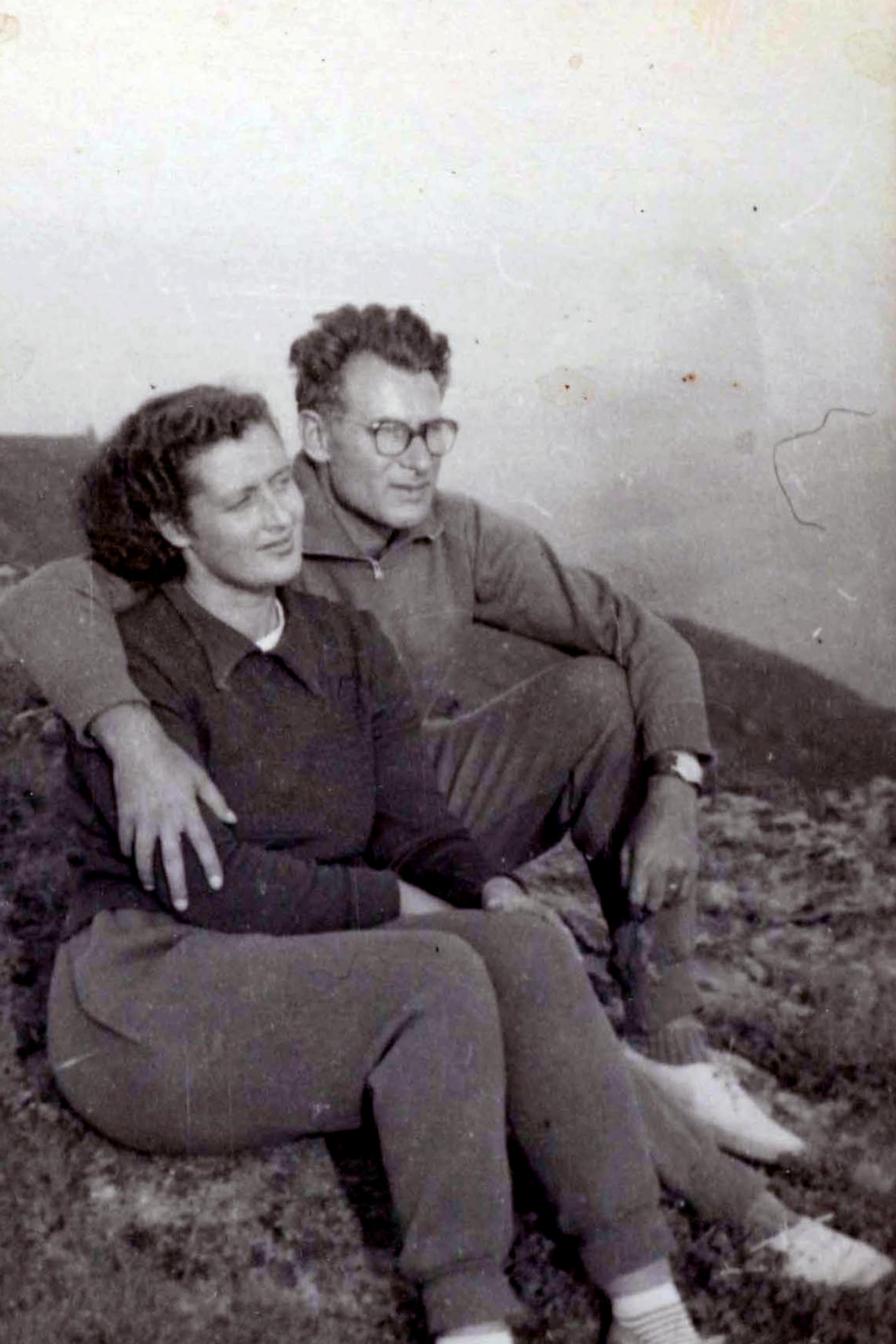 Rodica és  Oscar Roseanu