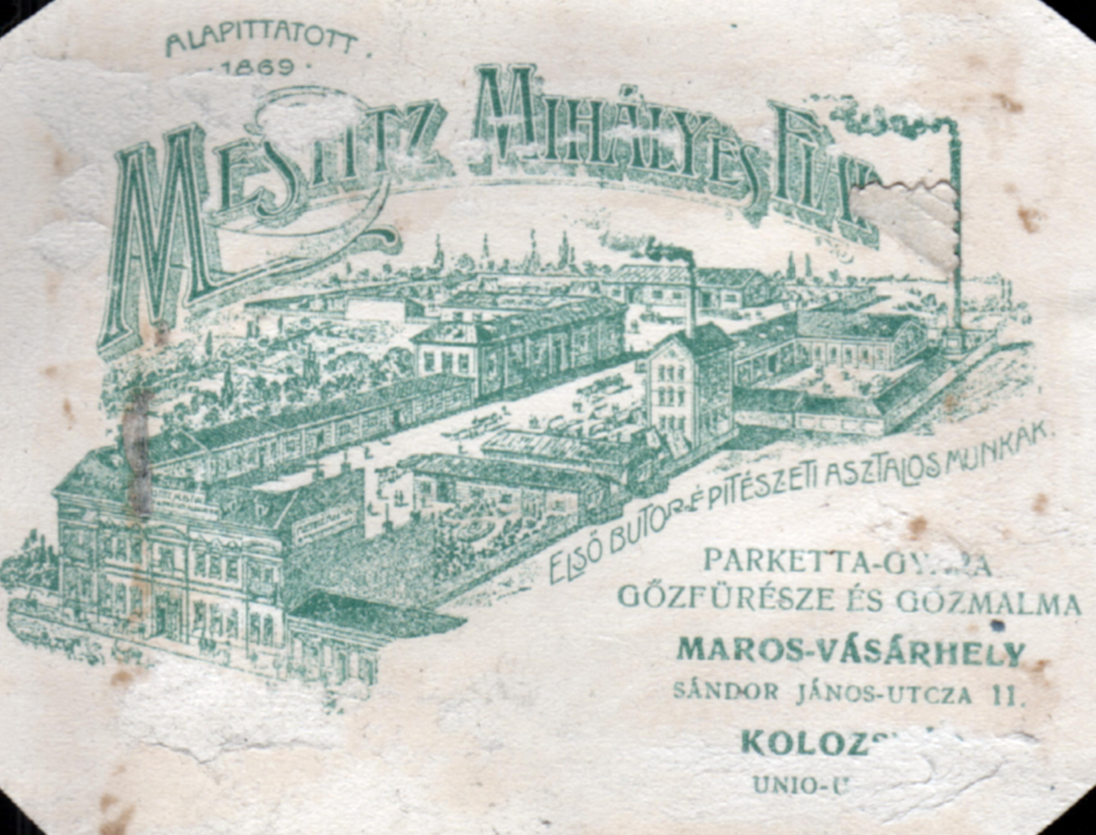 The Mestitz family estate
