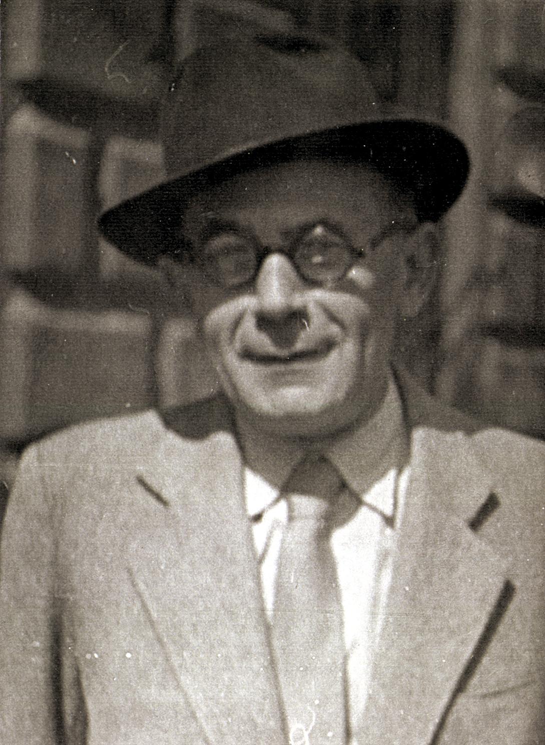 Peter Reisz's second cousin , Laszlo Vero