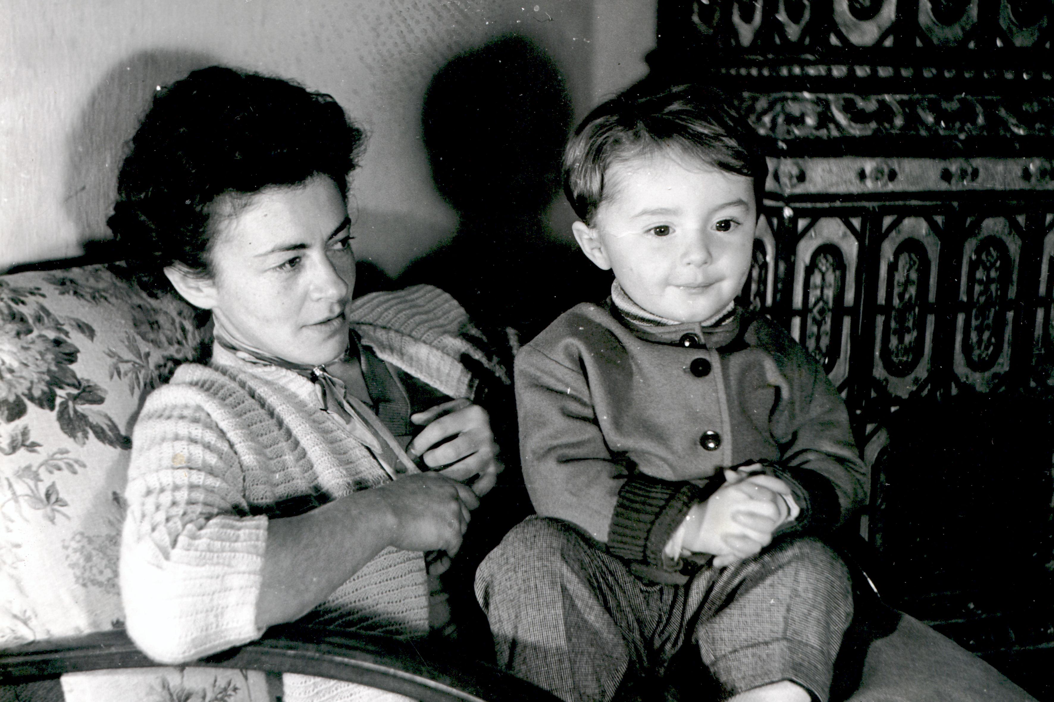 Marta Jakobovicová kisfiával