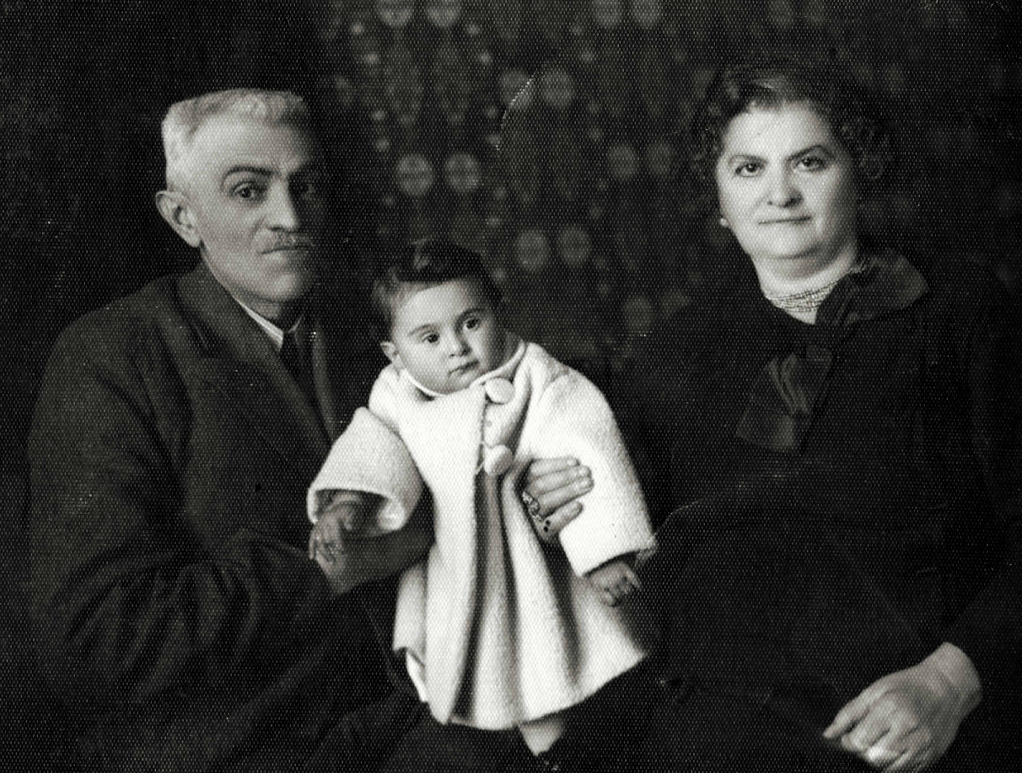 Benjamin und Adele Segenreich