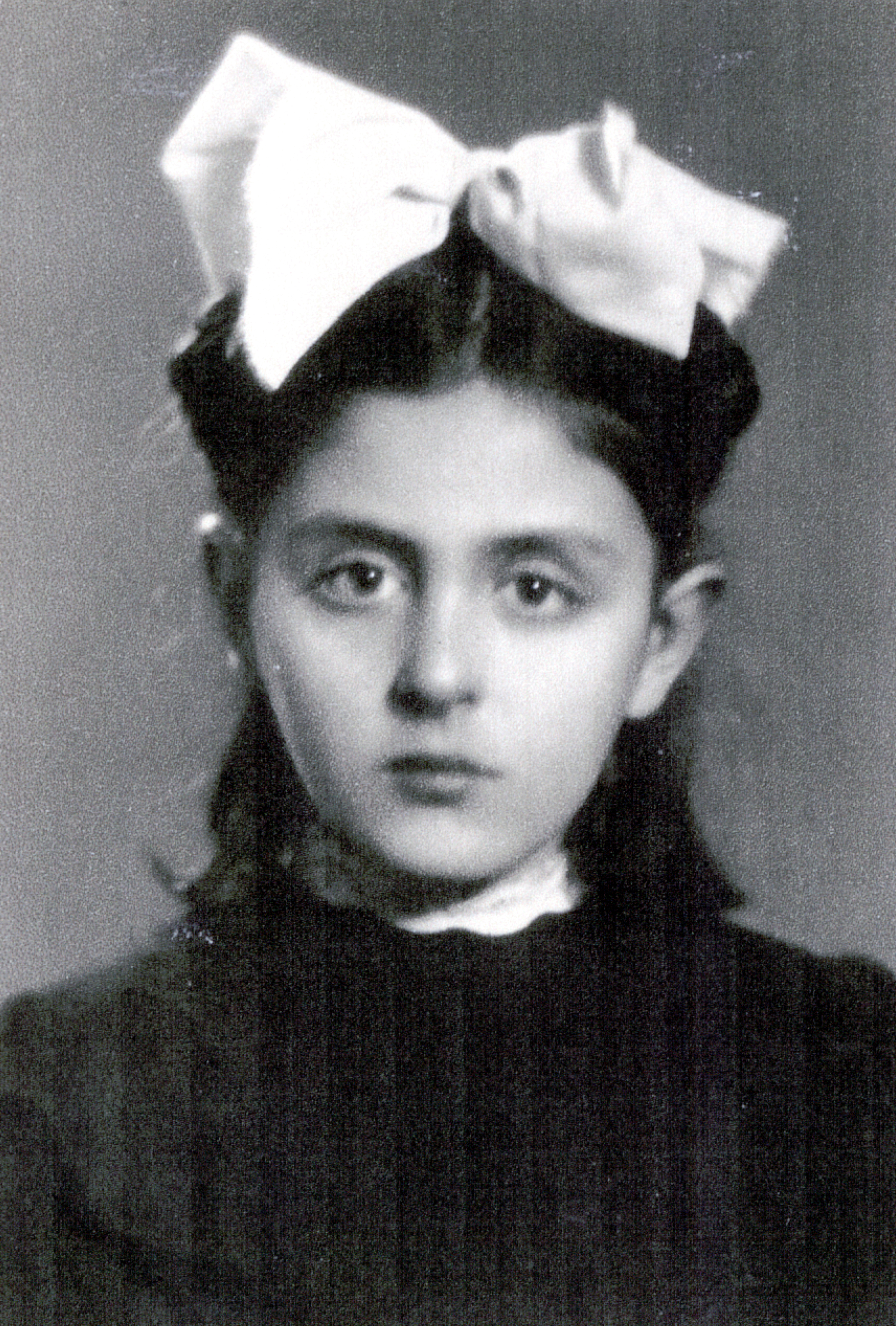 Dora Nisman's daughter Maria Krupievskaya