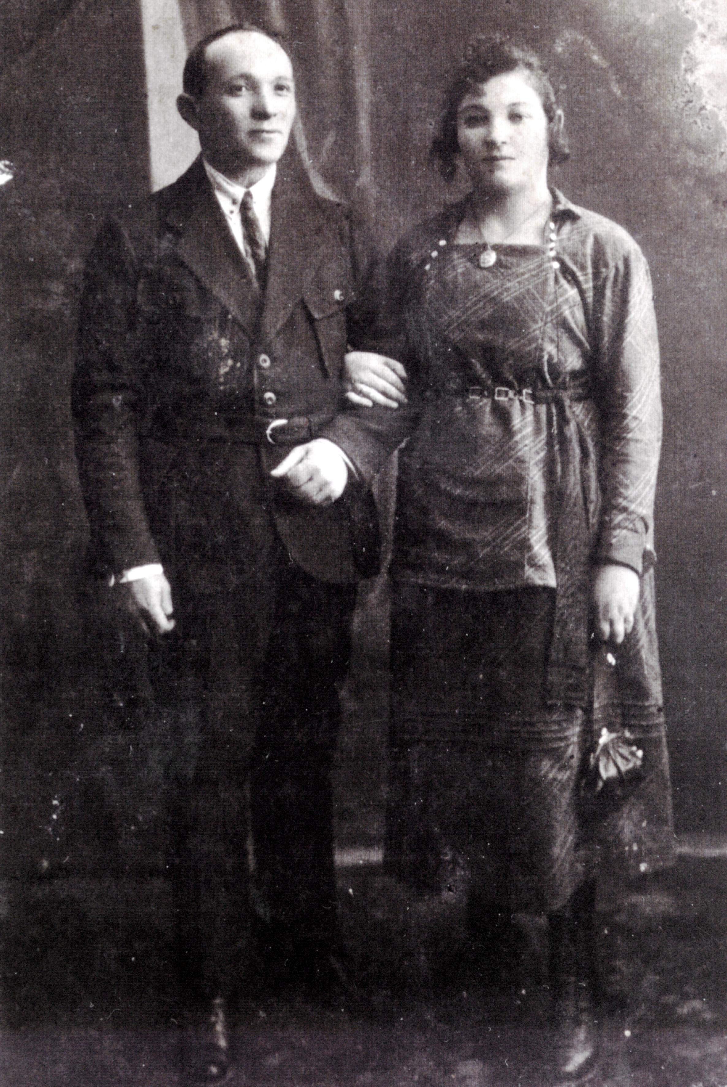 Mendel-Bert and Nehuma Roizen