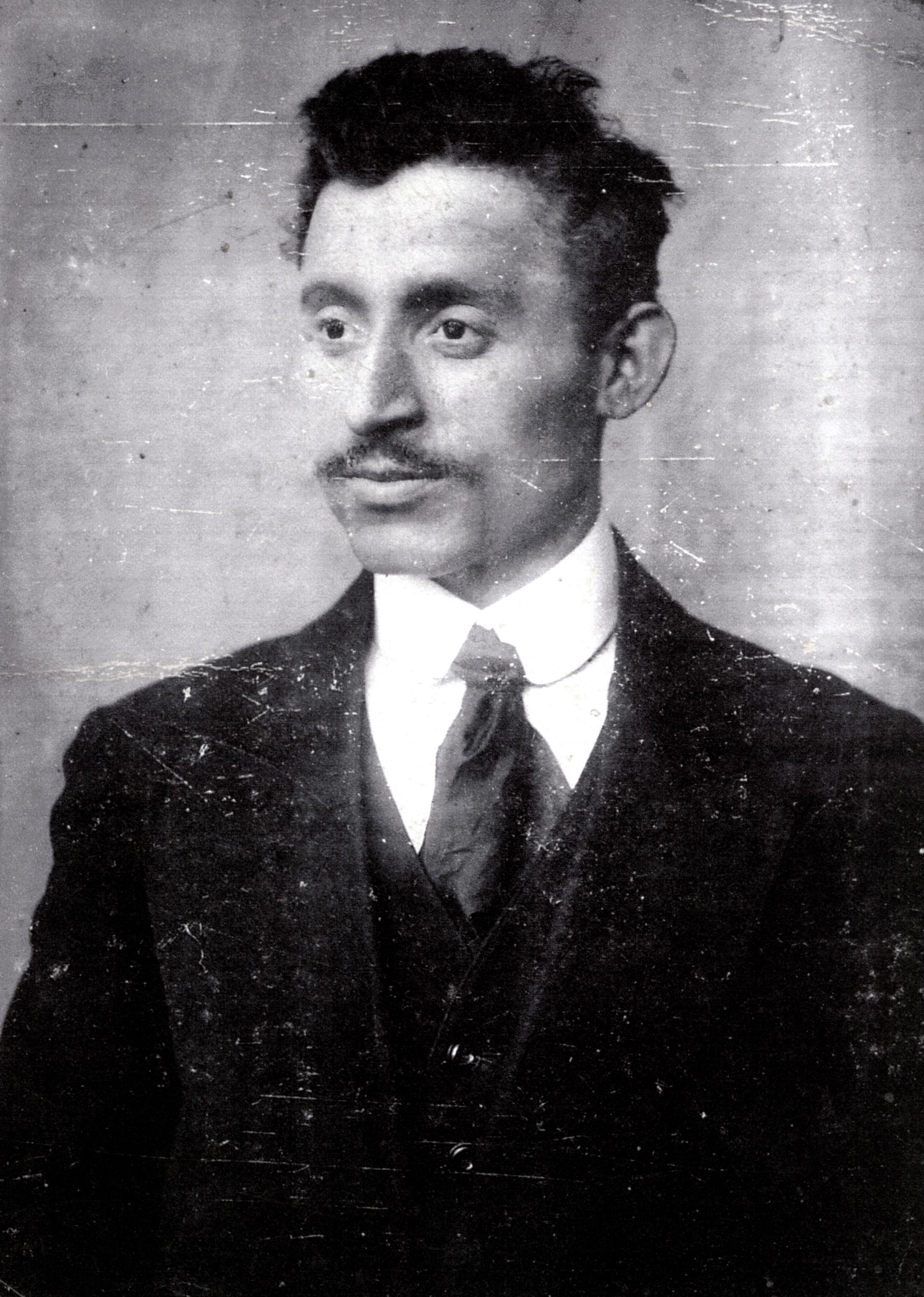 Rosa Gershenovich's father, Moisey Veltman