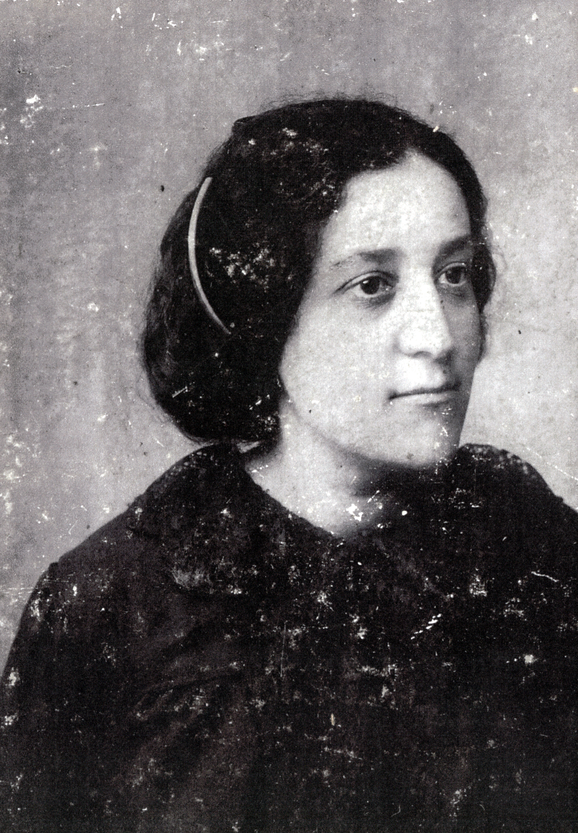 Rosa Gershenovich's mother Elizaveta Veltman