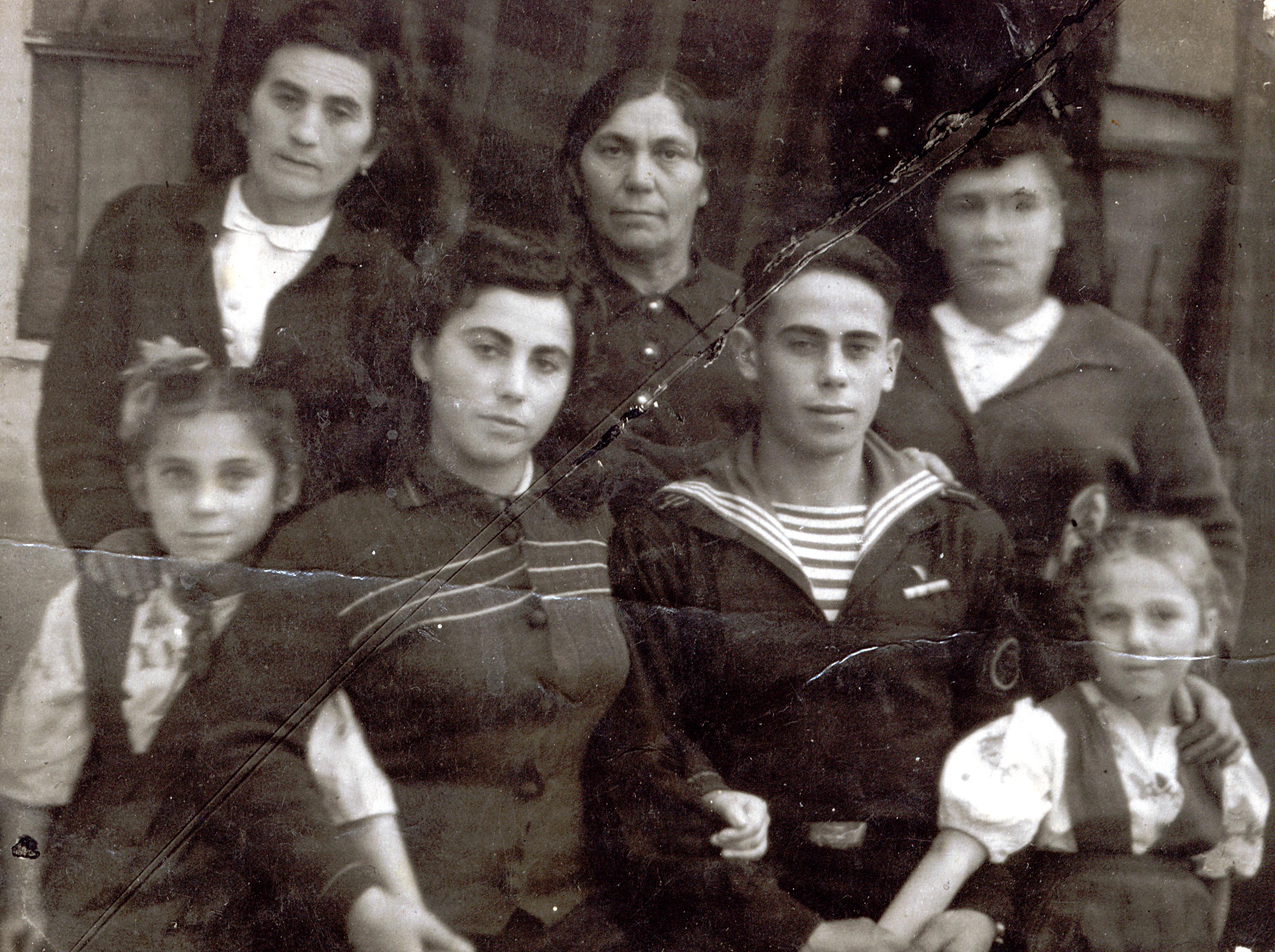 Yakov Driz's family
