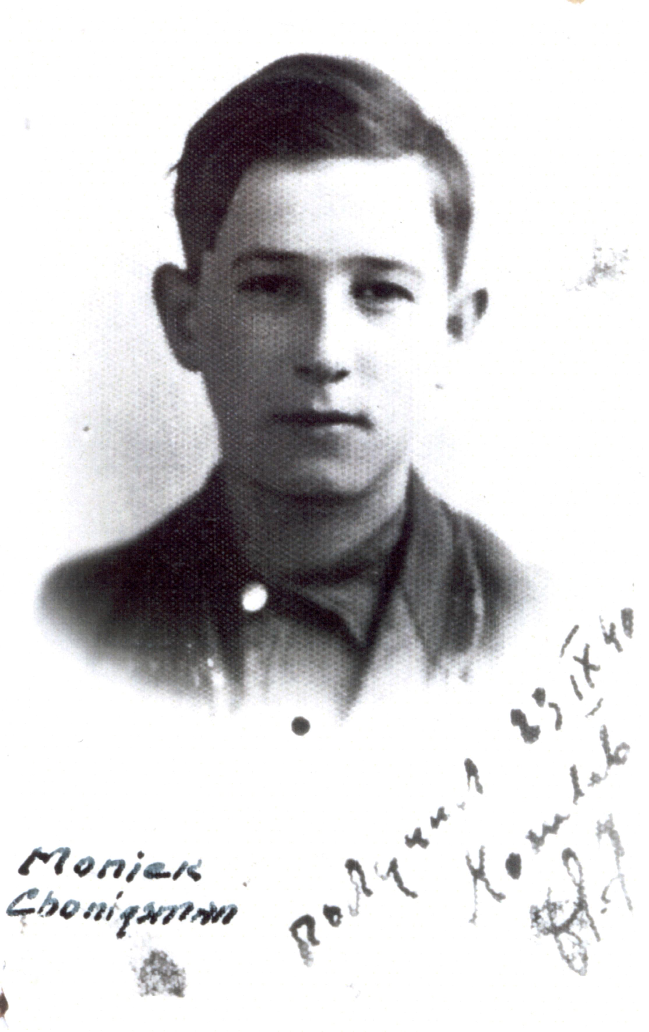 Mordekhai Honiksman
