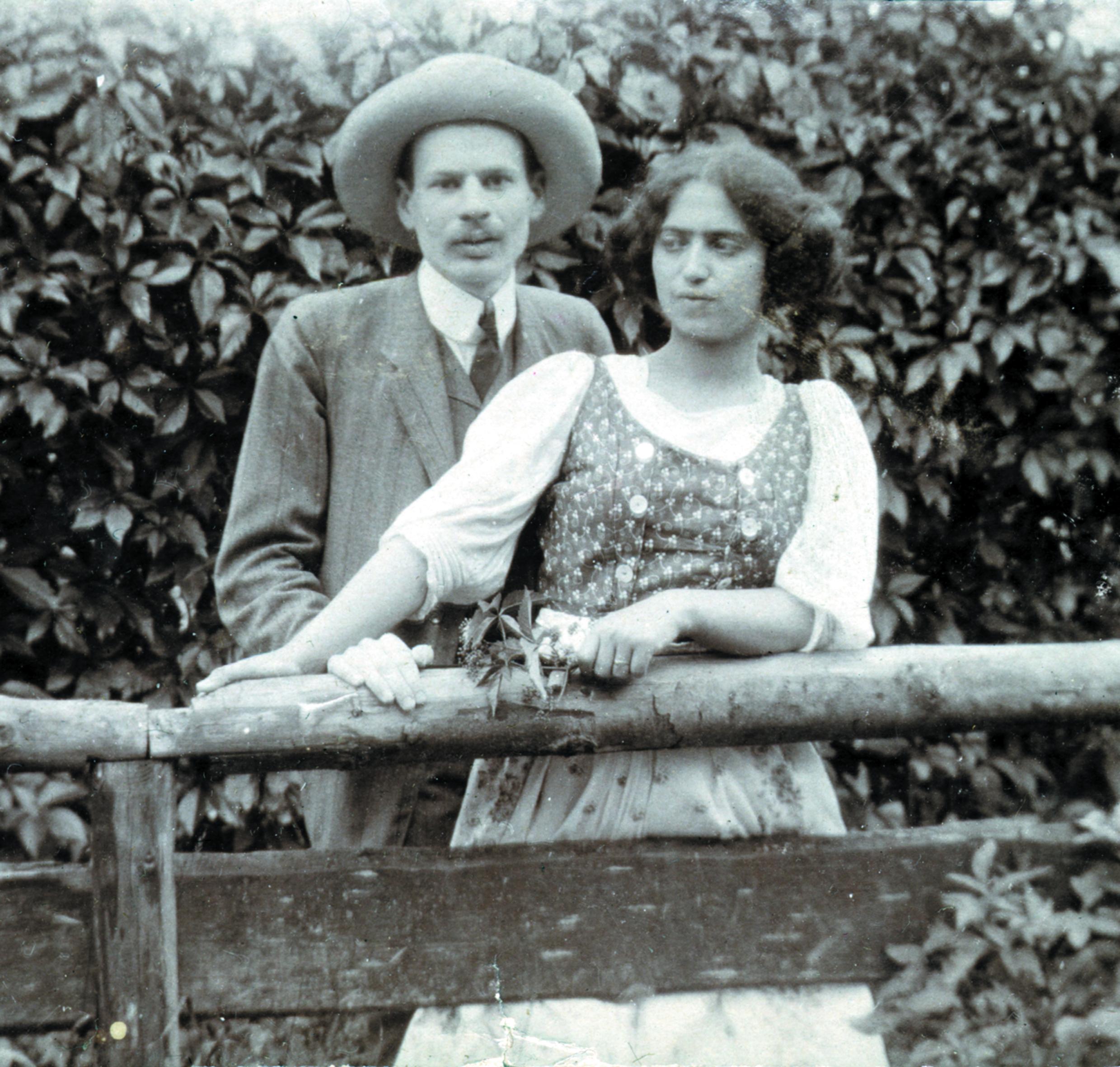 Hugo und Flora Fleischer