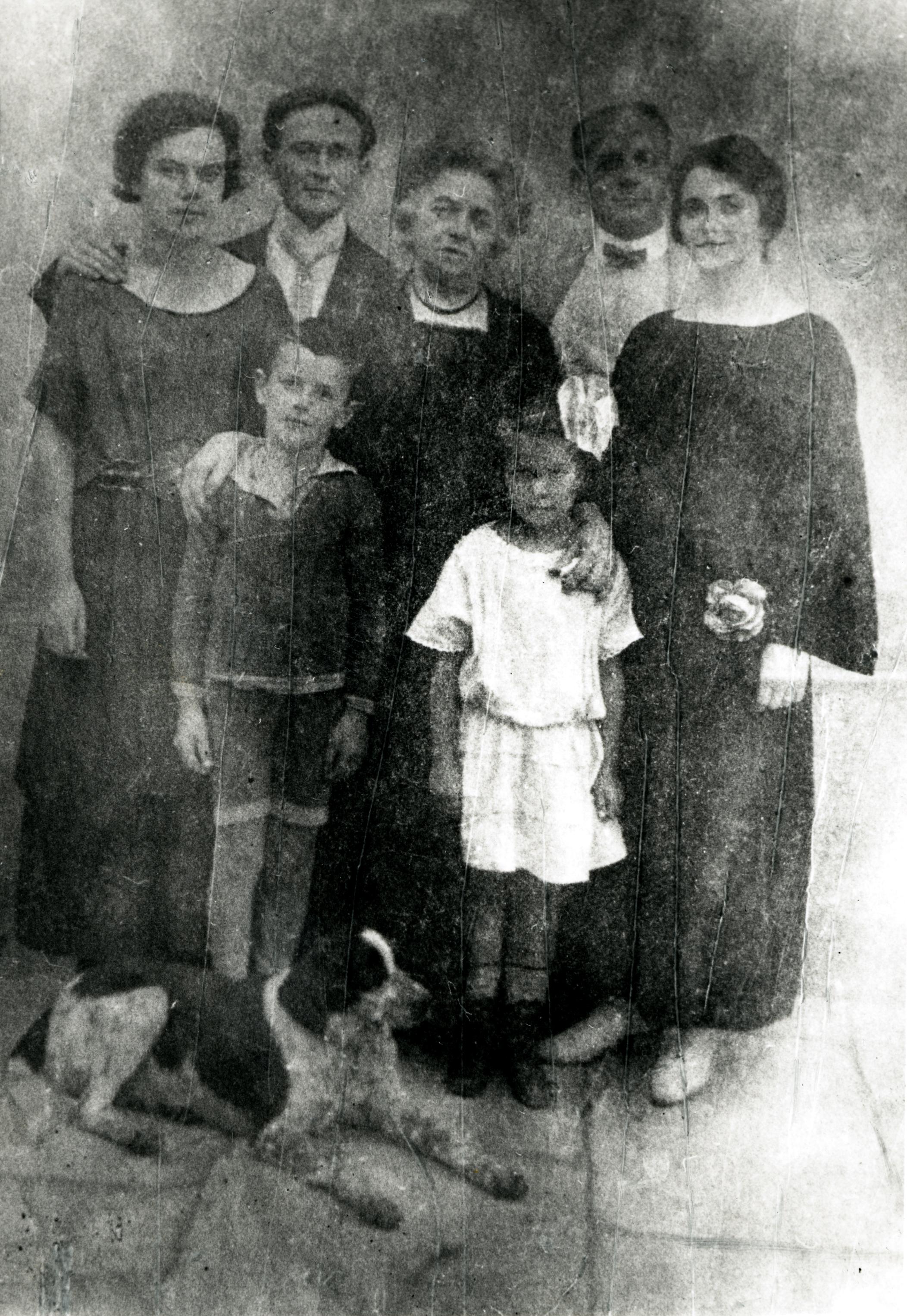 A Rechnitz család