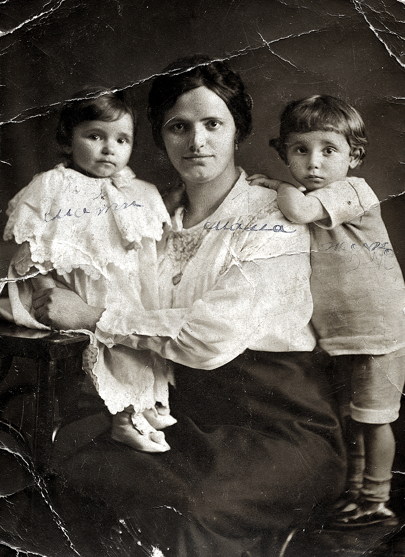 Matilda Albuhaire's mother Rebecca Albuhaire