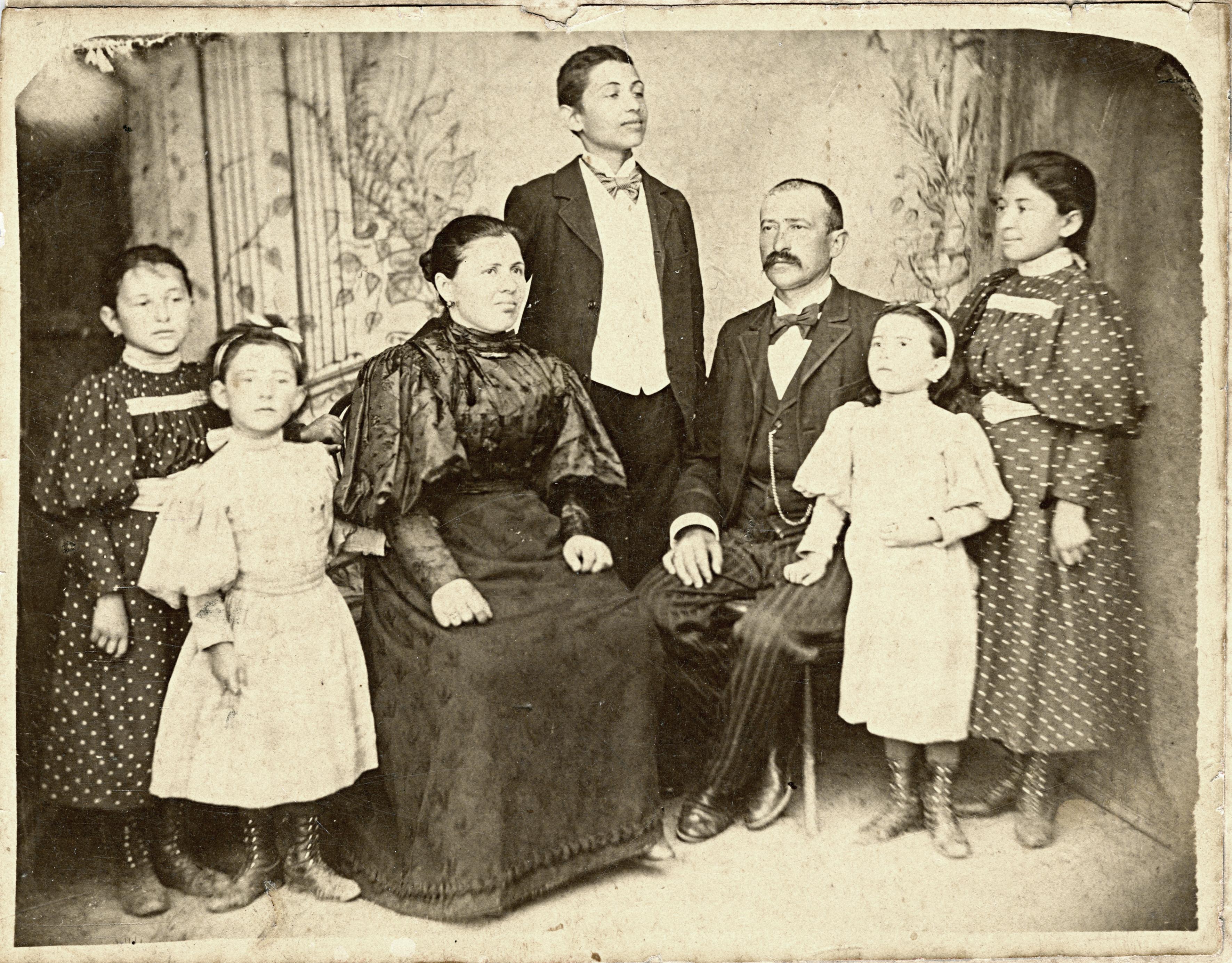 A Spitzer család
