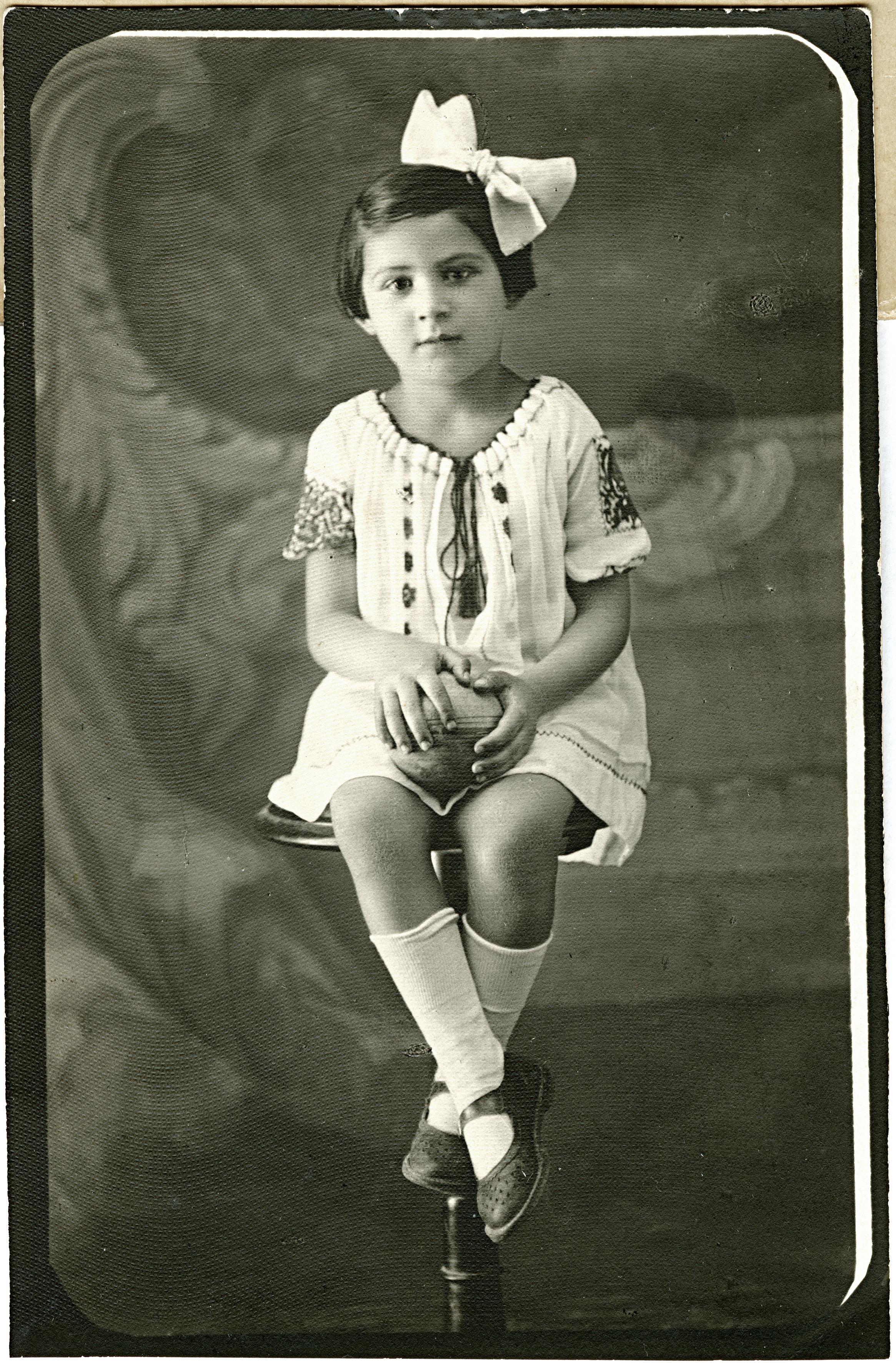 Sz Lajosné hat évesen