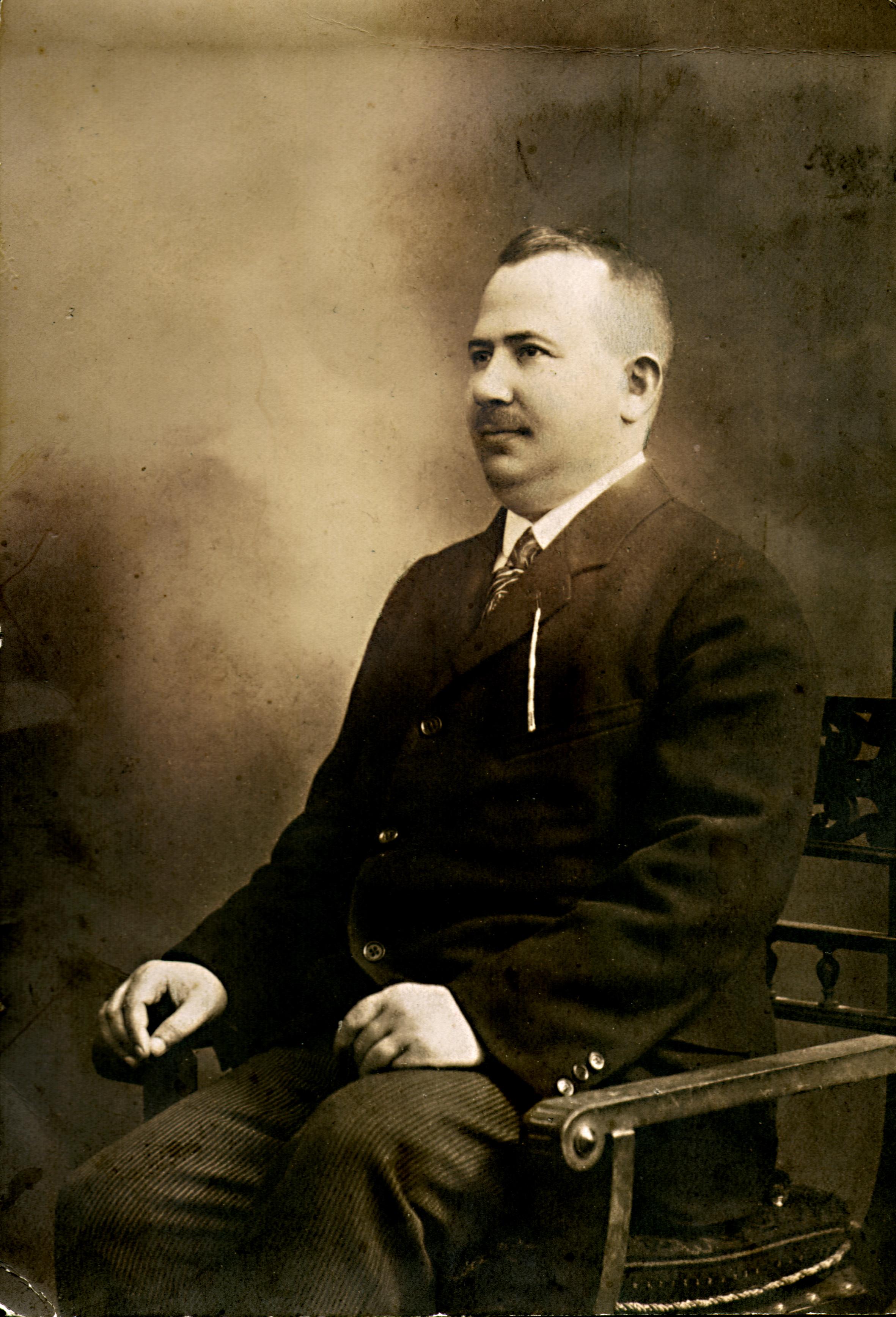 Grünbaum Ábrahám