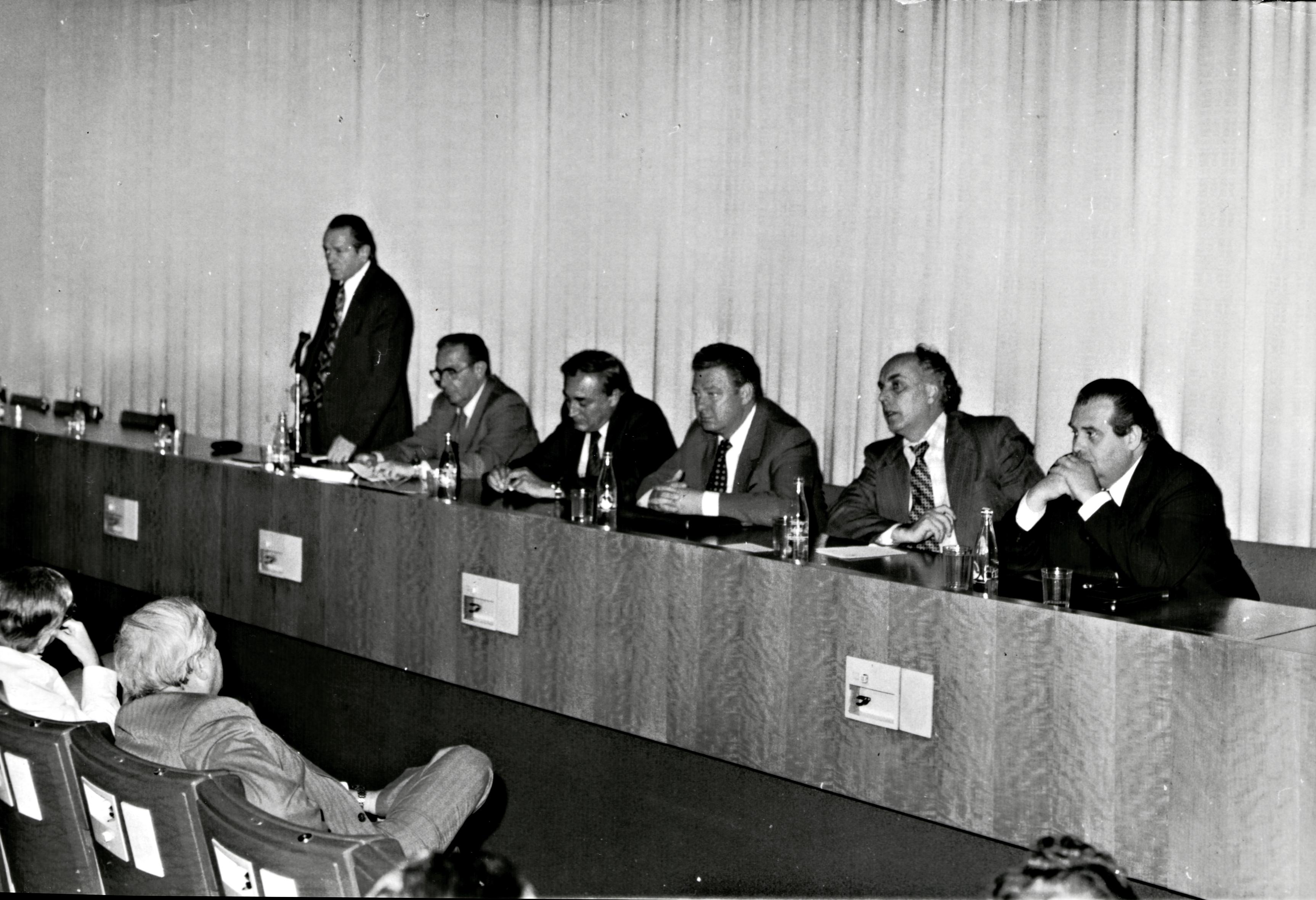 Gömöri Géza tudományos ülésen