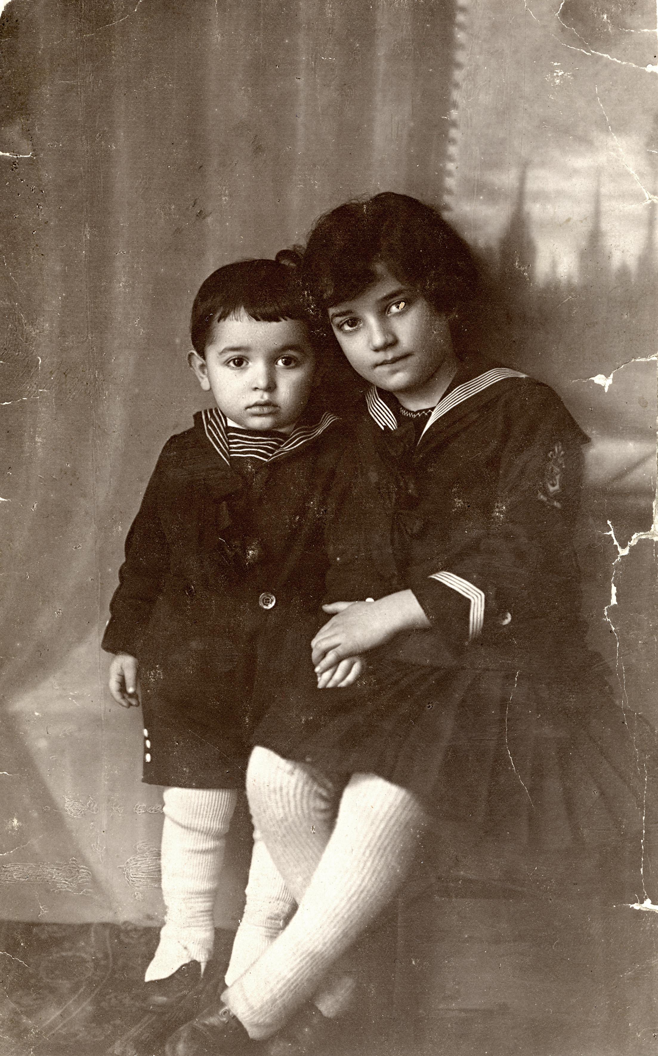 Engelmann György és Kornélia
