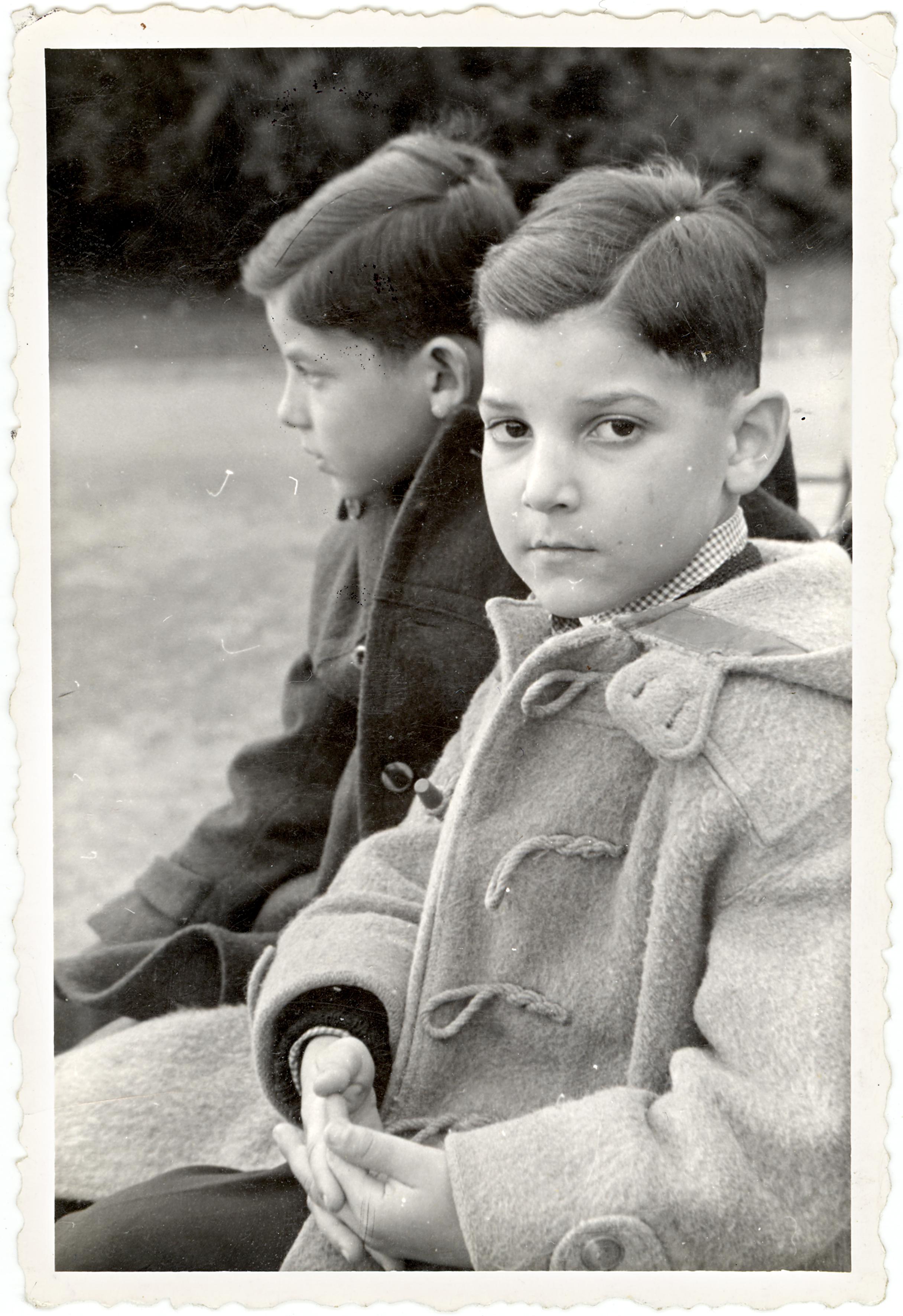George és Peter Serebrenik