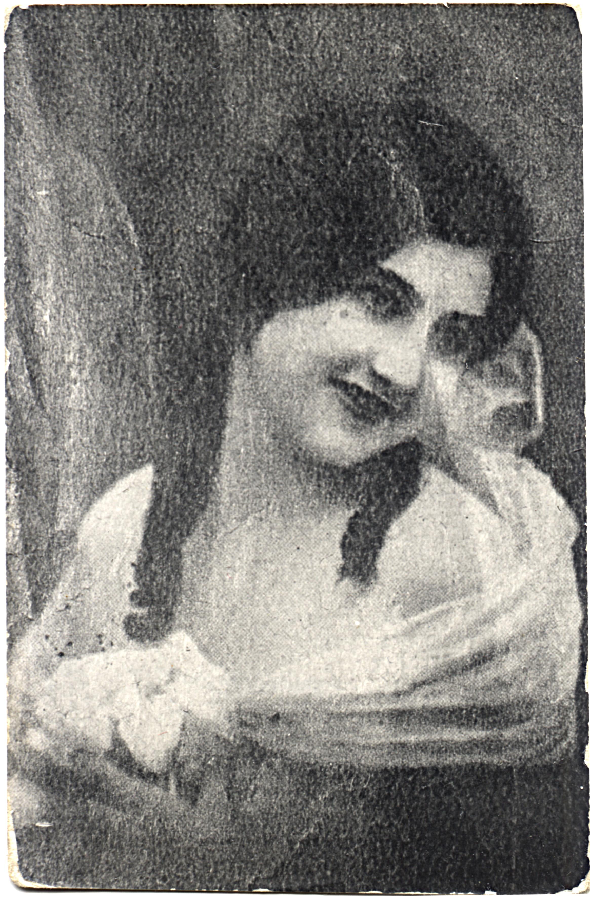 Kertész Endréné, a szépségkirálynõ-jelölt
