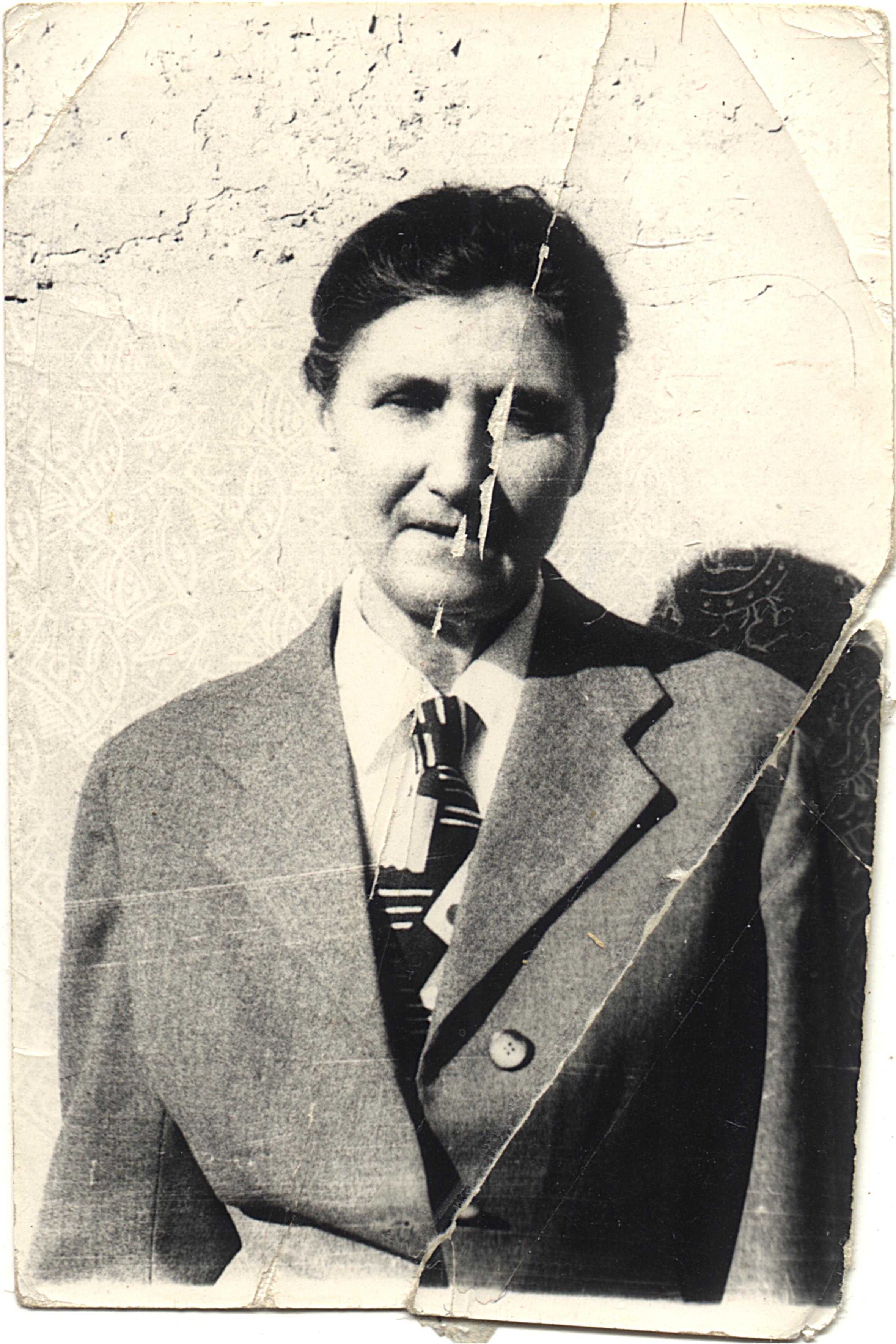 Kertész  Endréné 1971-ben