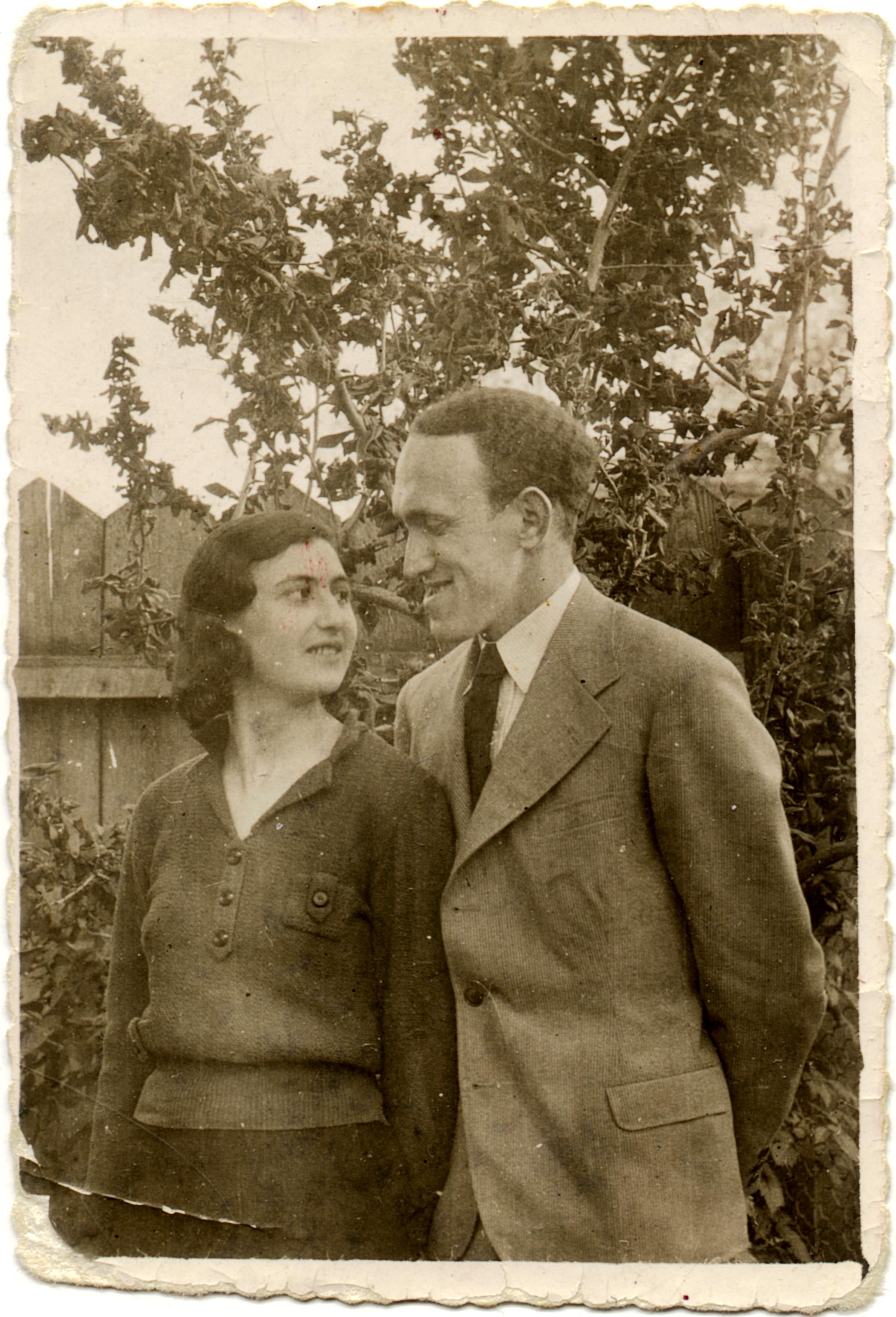 Kertész Endre és Kertész Endréné