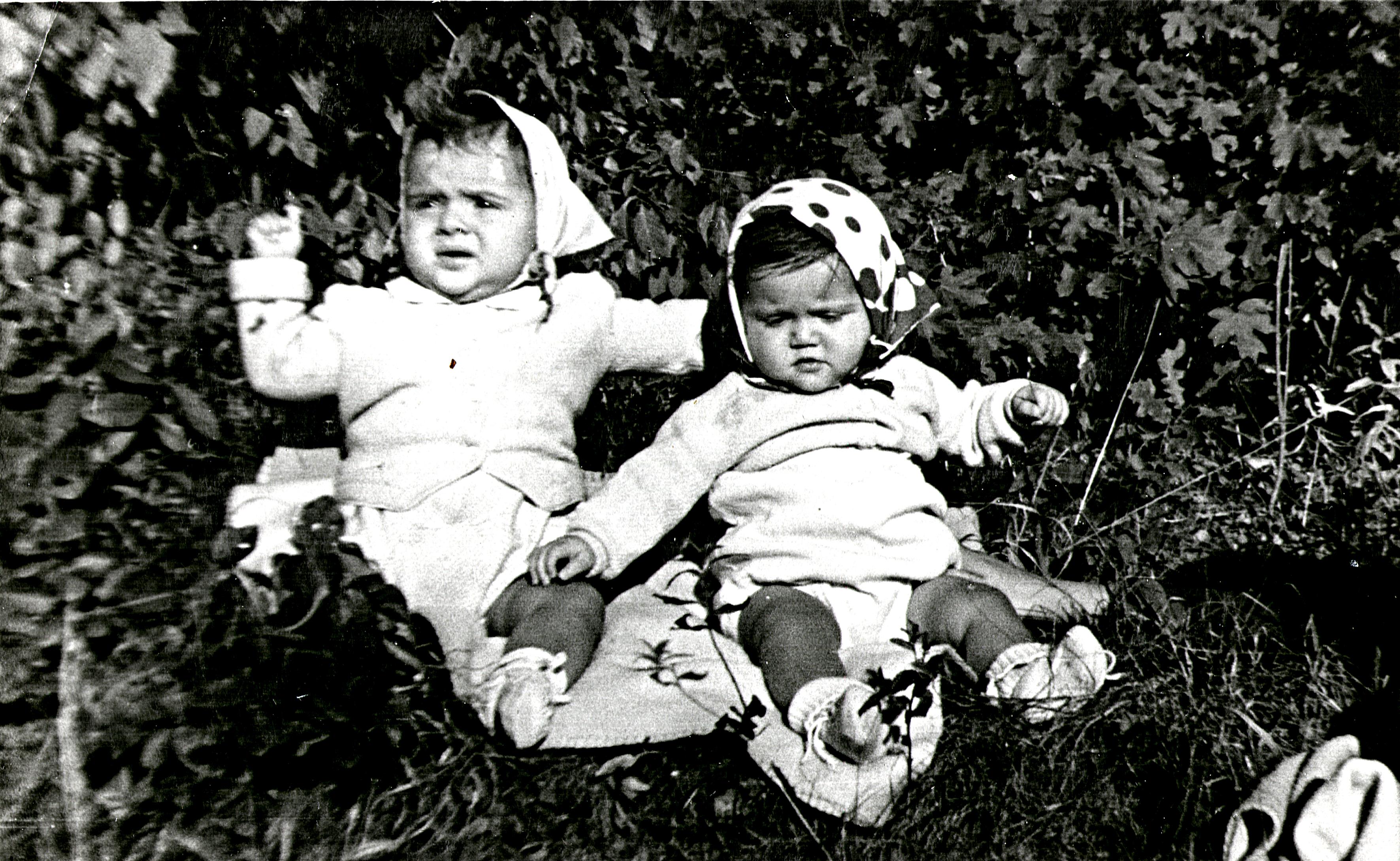 Gazda Katalin és Velenczei Ágnes