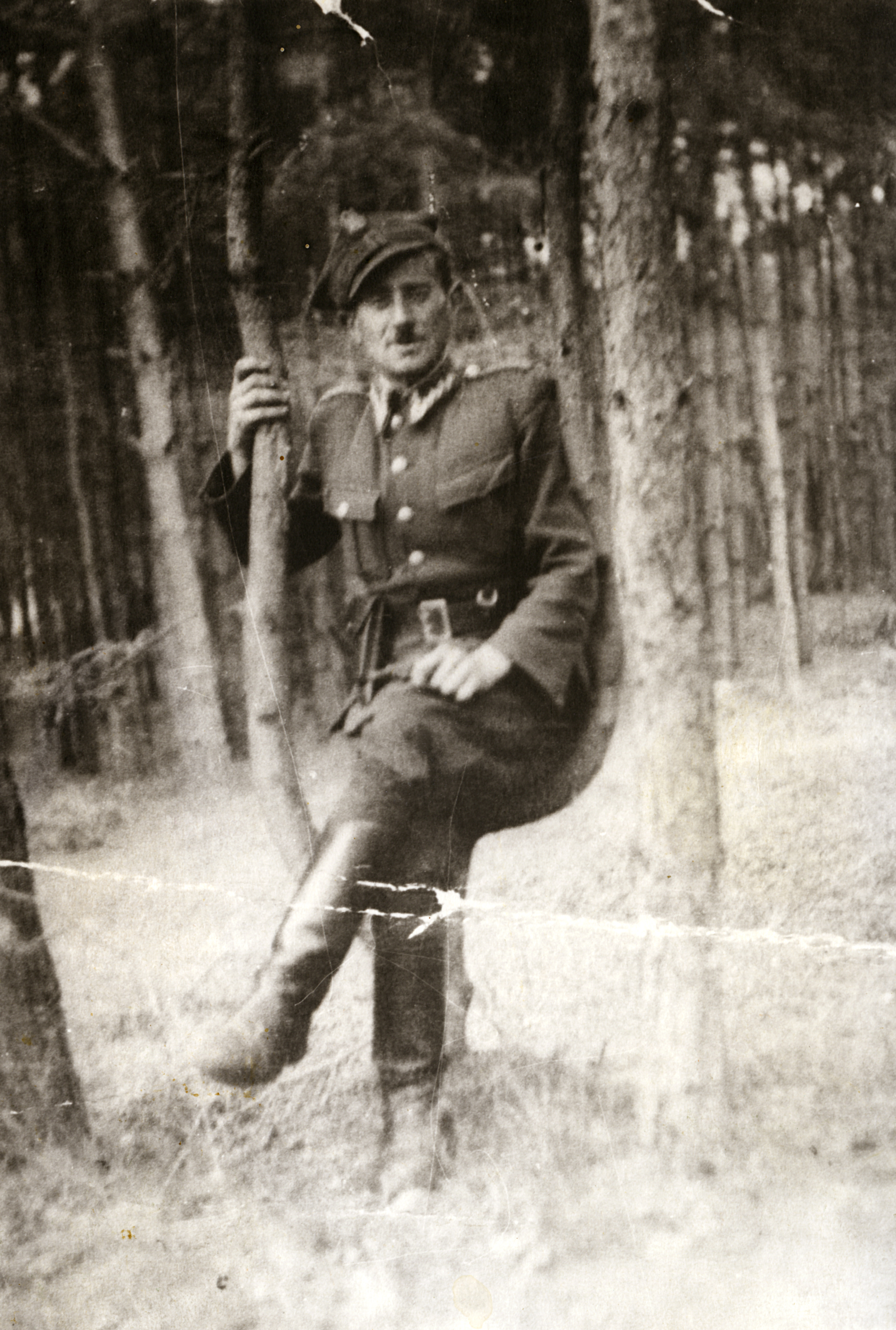 Mieczyslaw Najman in the Polish Military in the USSR