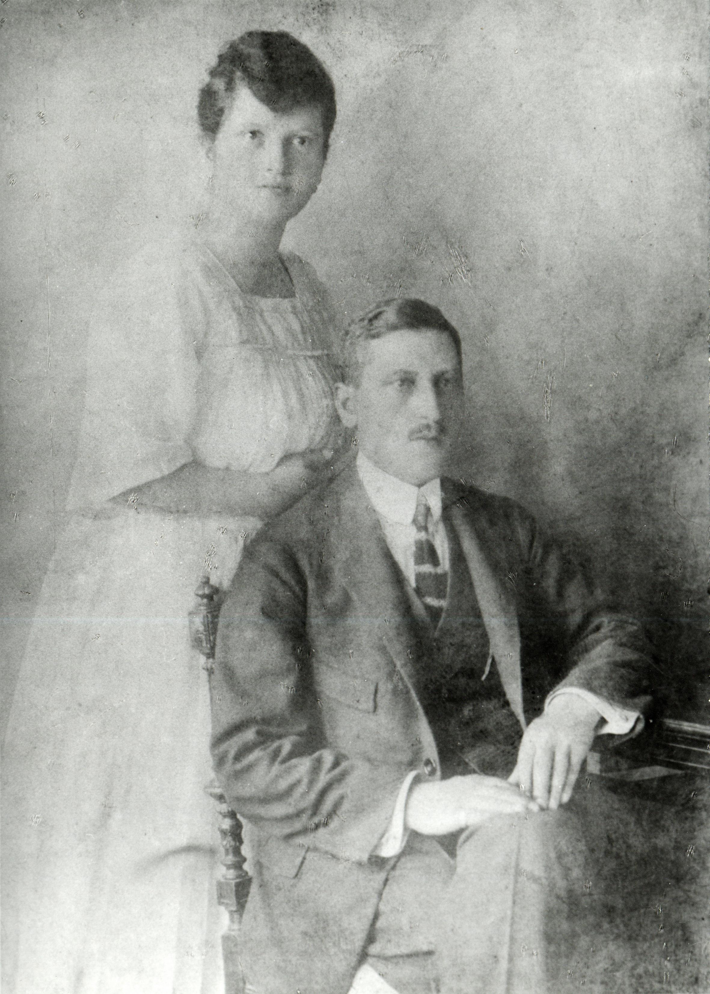 Székely Mór és Margit