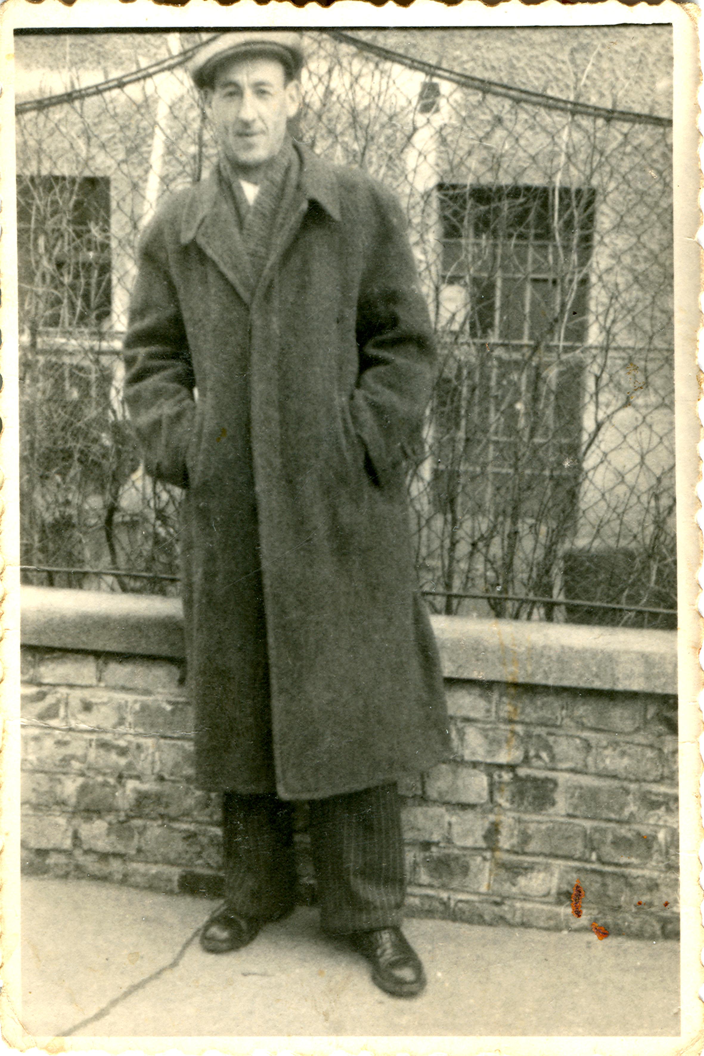 Avram Herscu in Vienna