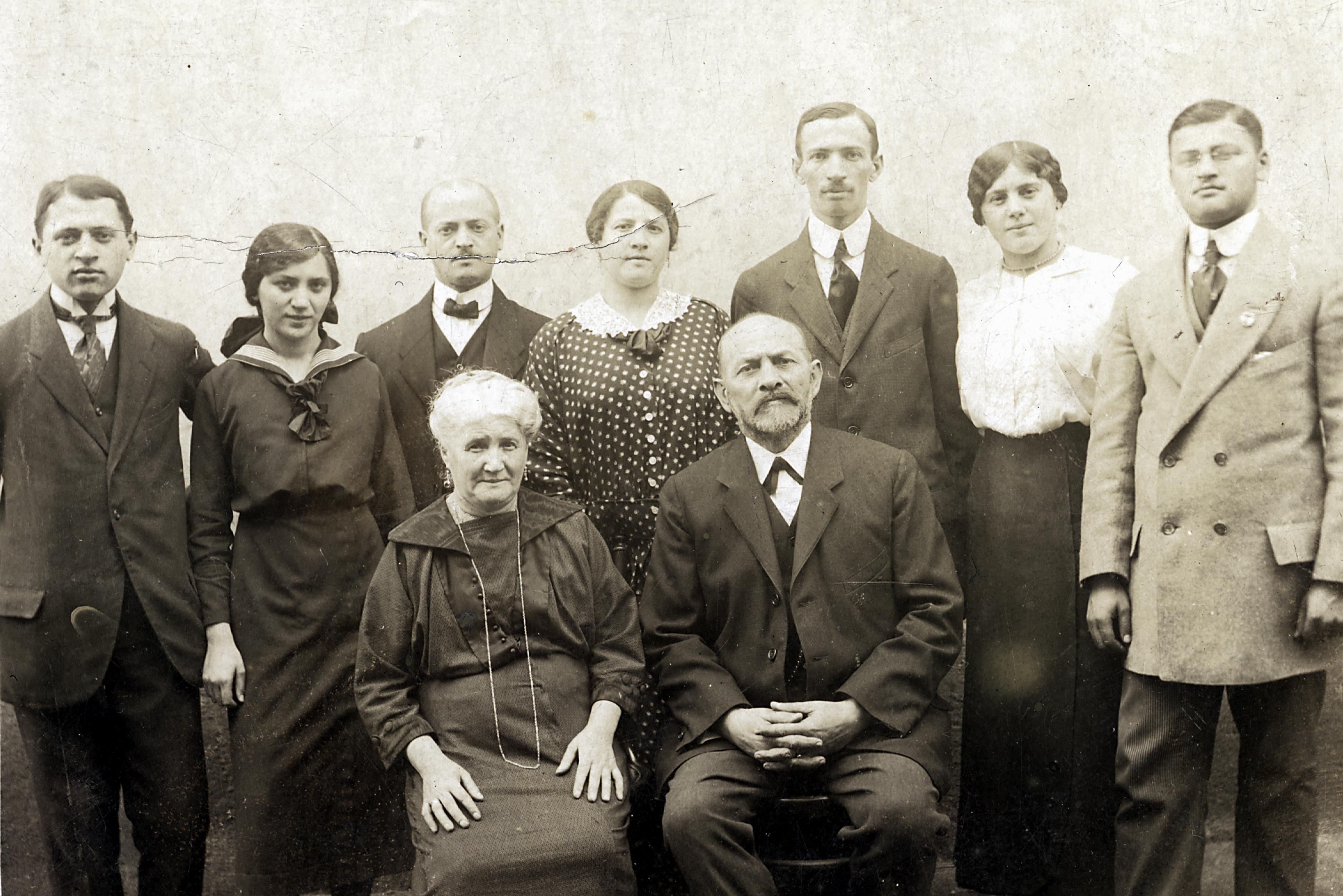 Die Familie meines Vaters