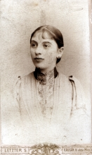 Berta Brichta, Kati Andai's maternal grandmother